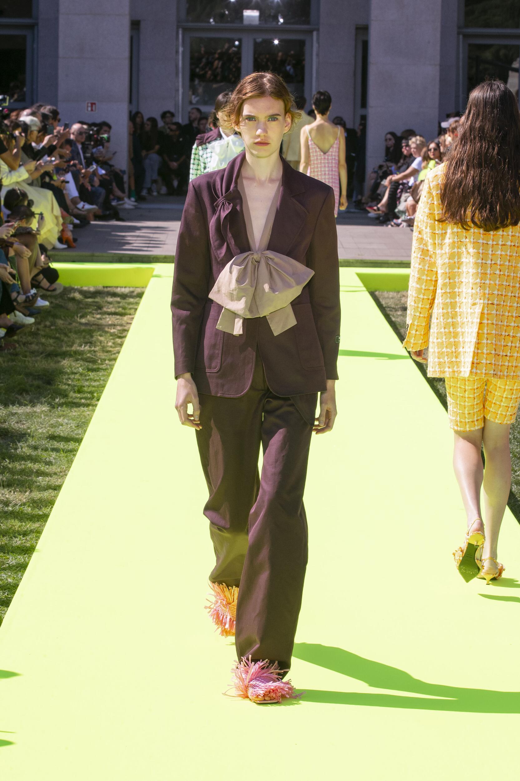 Spring 2020 Womenswear Msgm