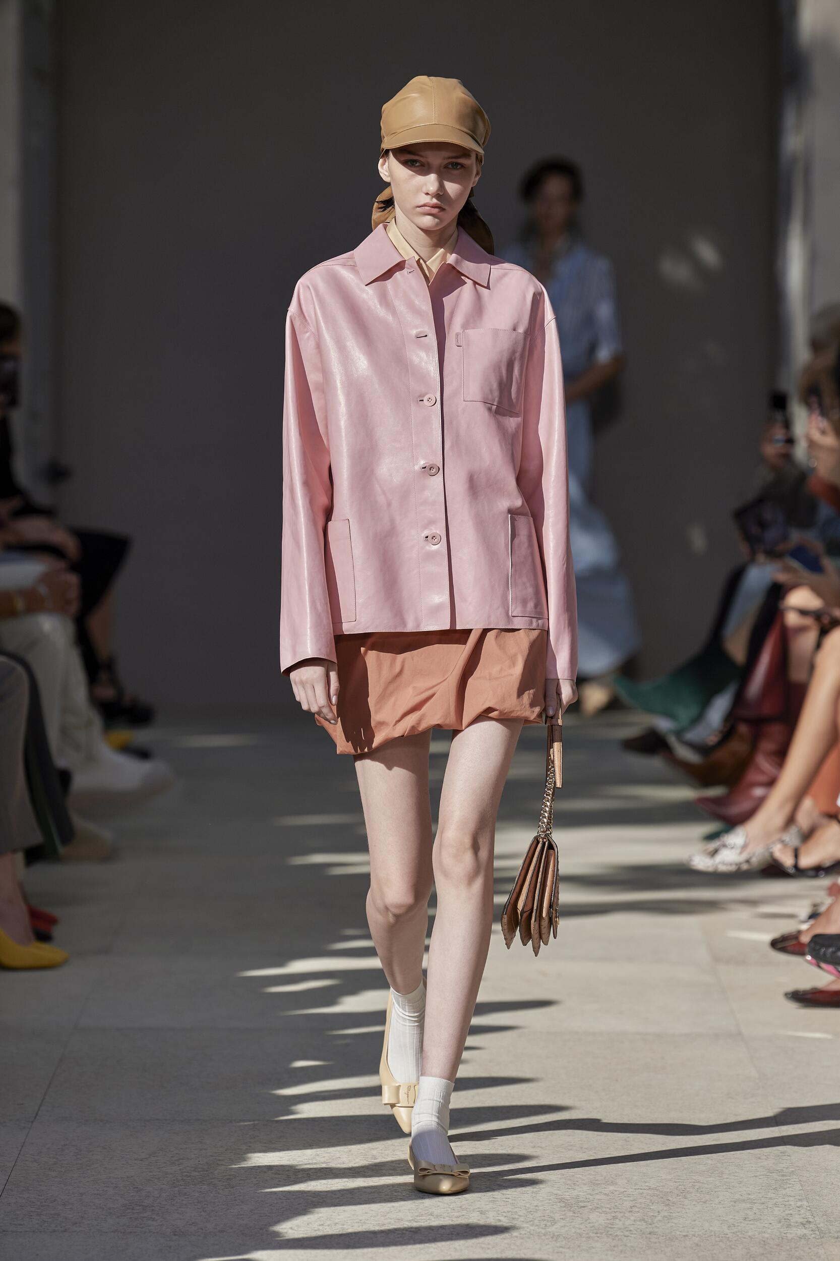 Spring 2020 Womenswear Salvatore Ferragamo