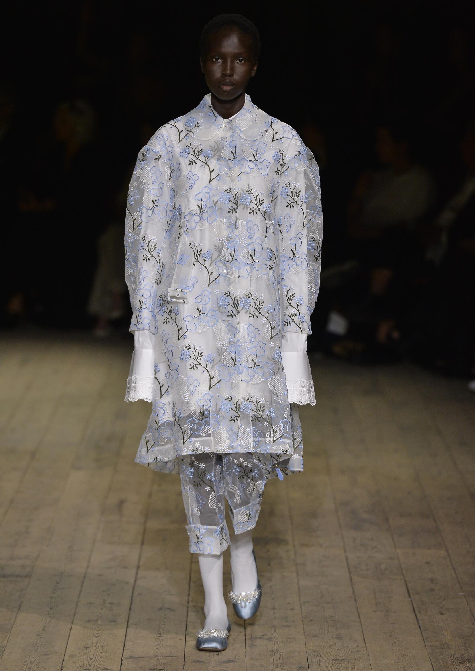 Spring 2020 Womenswear Simone Rocha