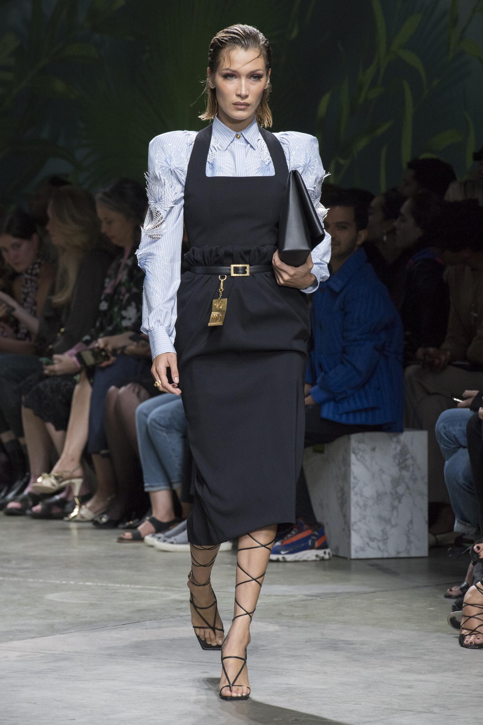 Spring 2020 Womenswear Versace
