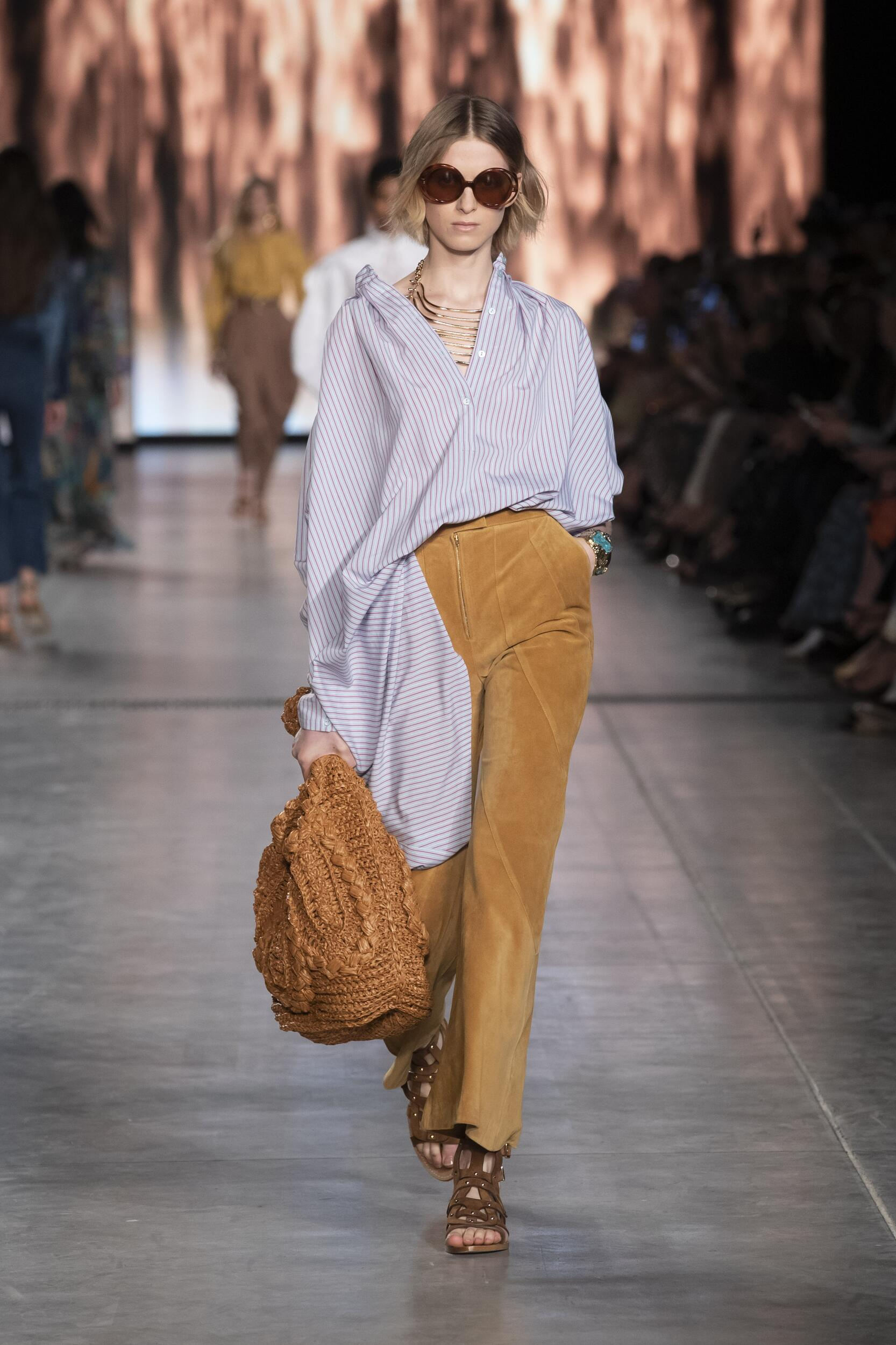Spring Fashion Trends 2020 Alberta Ferretti