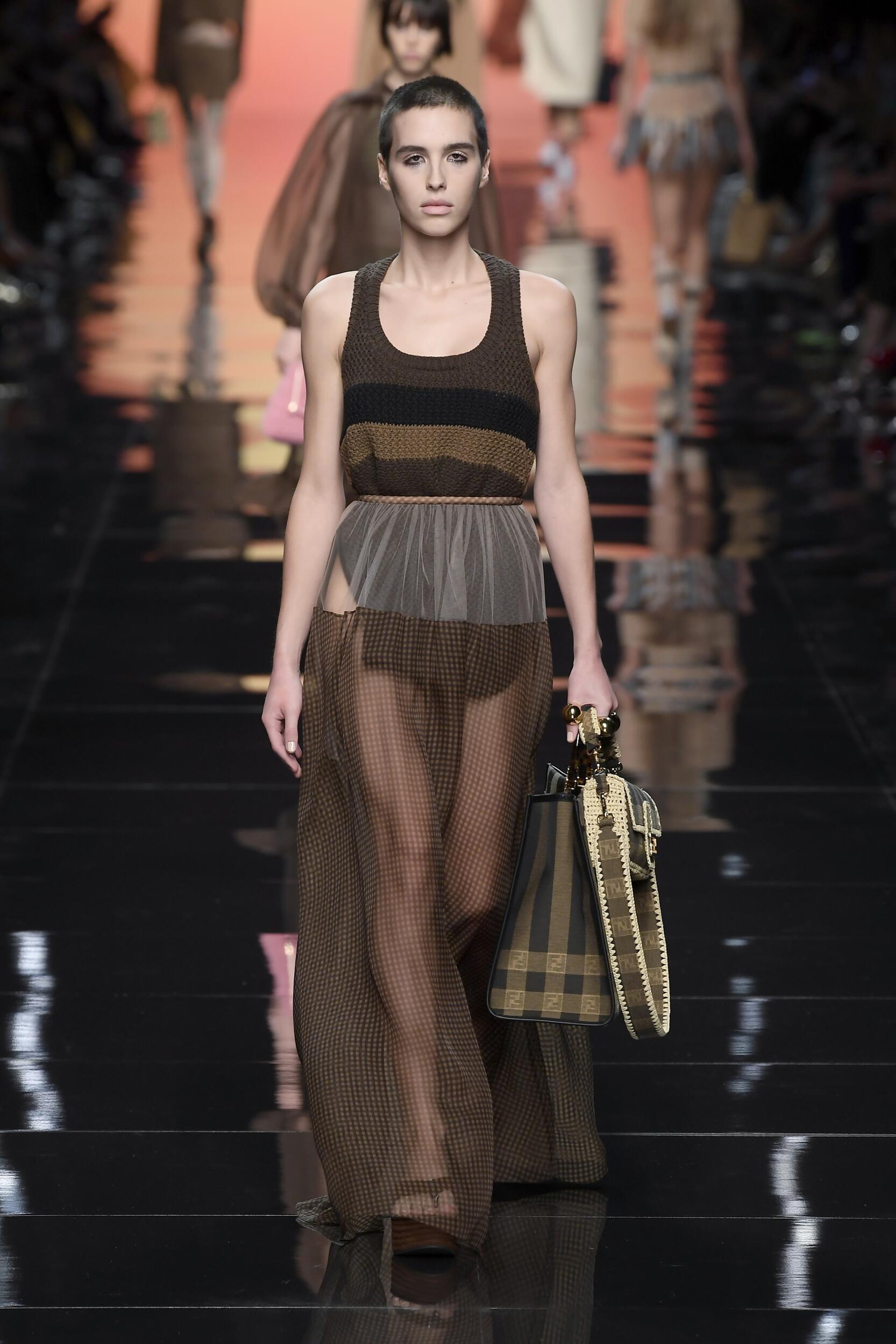 Spring Fashion Trends 2020 Fendi