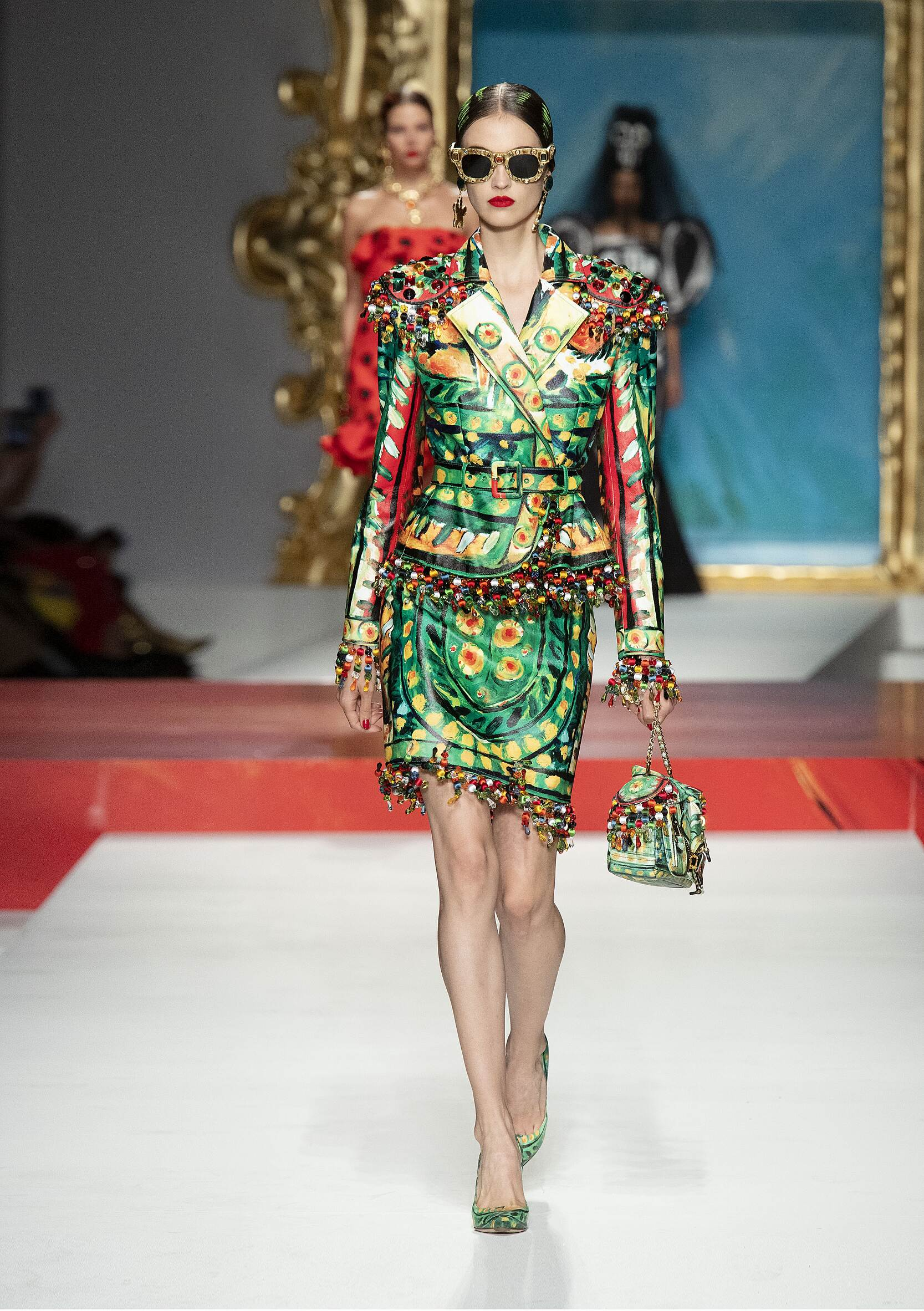 Spring Fashion Trends 2020 Moschino