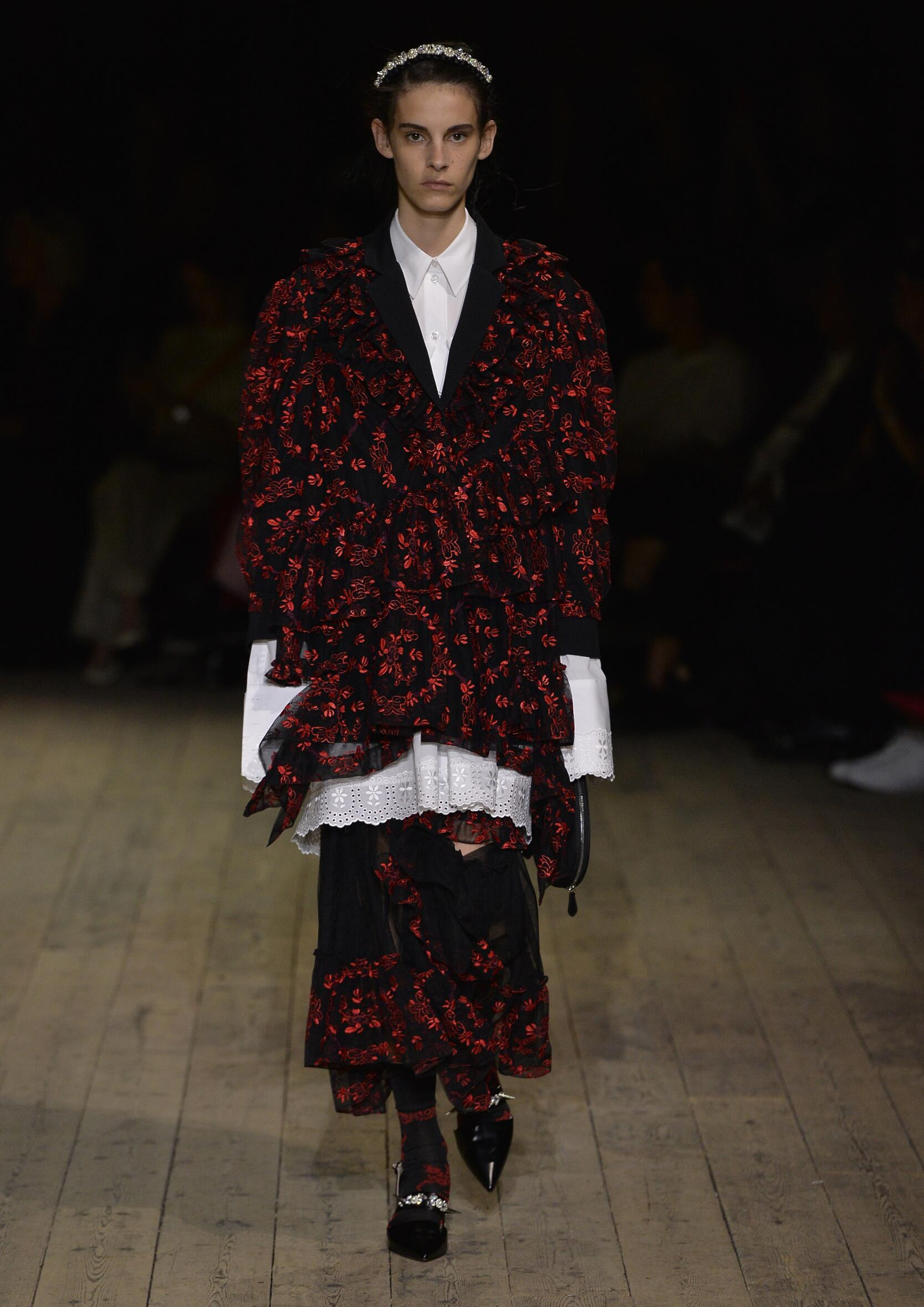Spring Fashion Trends 2020 Simone Rocha