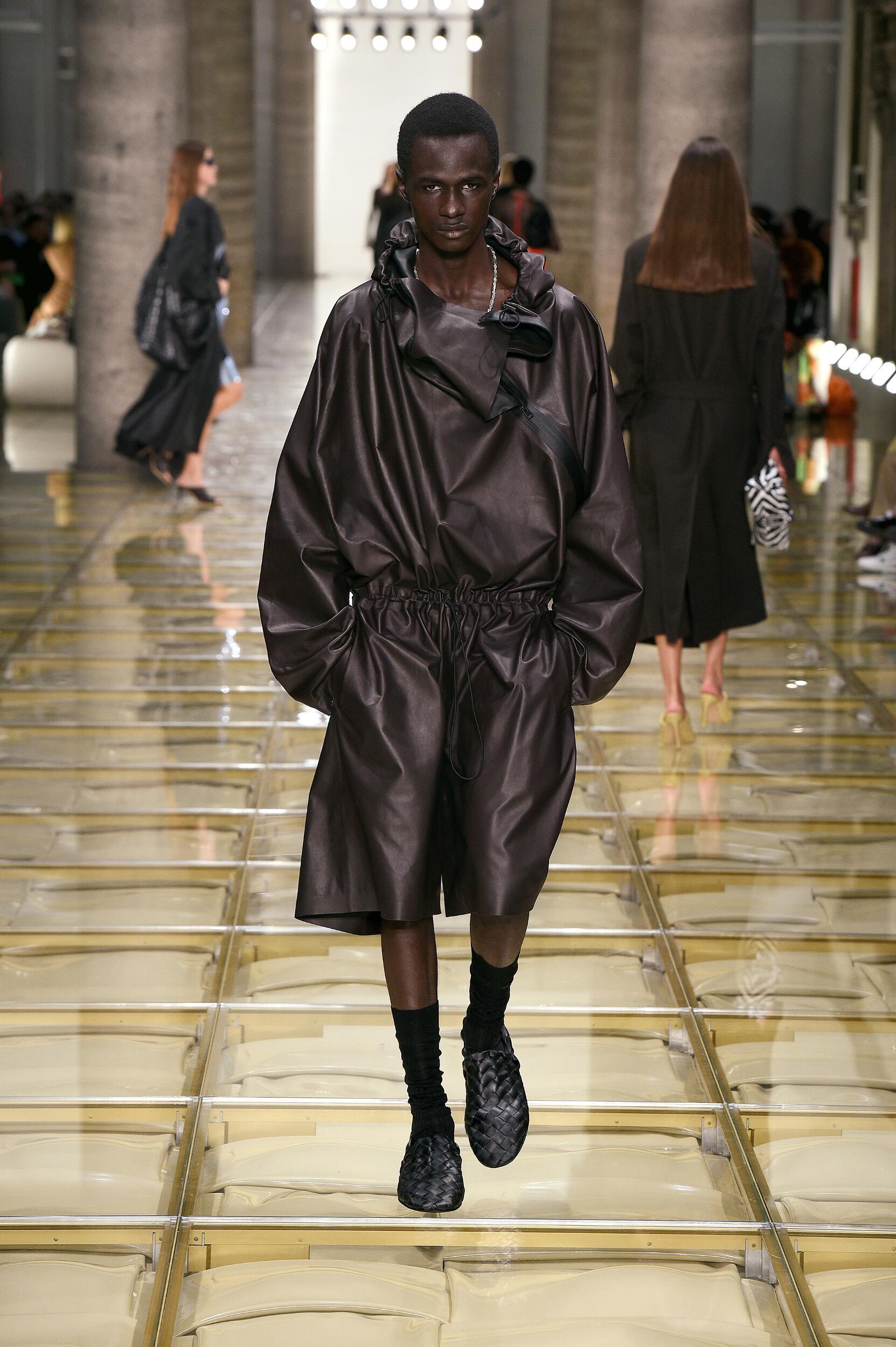 Spring Summer 2020 Man Milan Bottega Veneta Collection