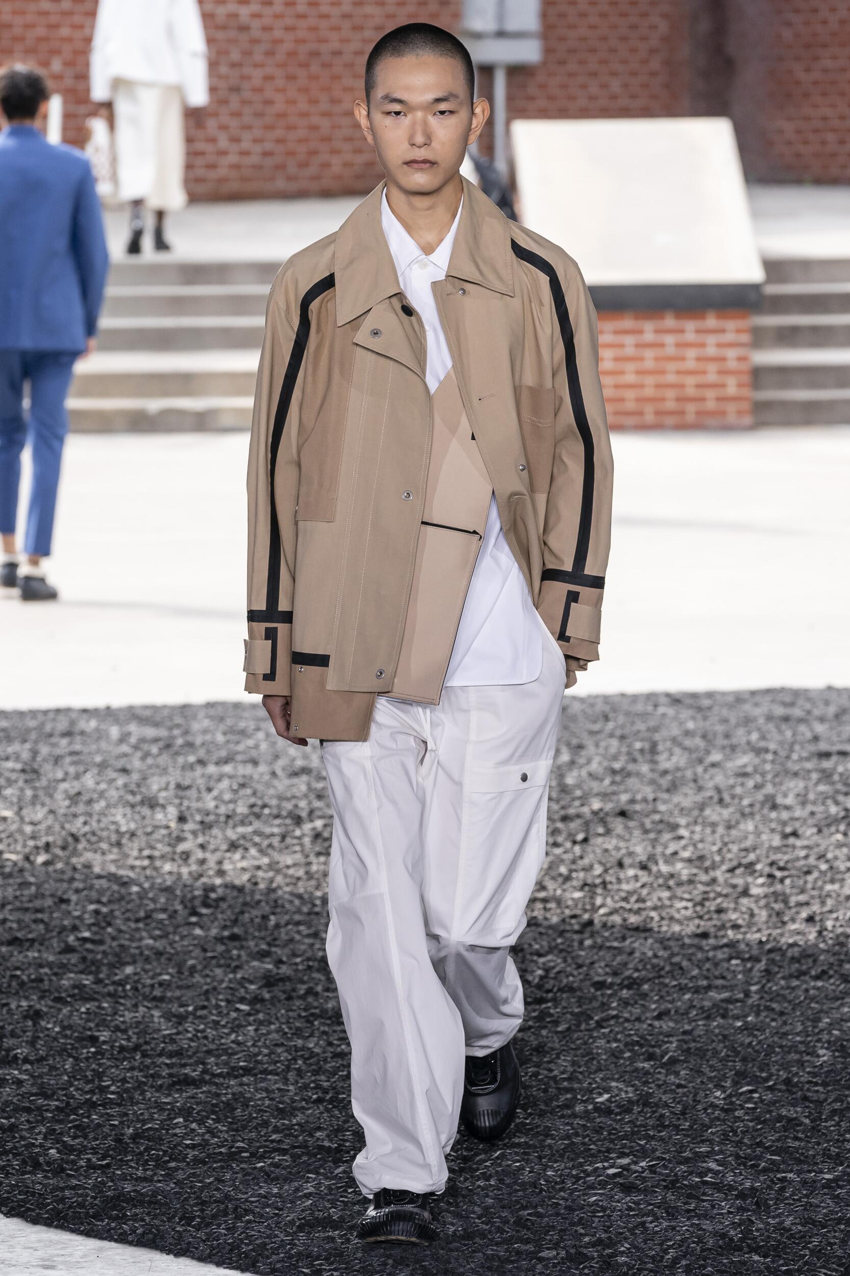 Spring Summer 2020 Man New York 3.1 Phillip Lim Collection