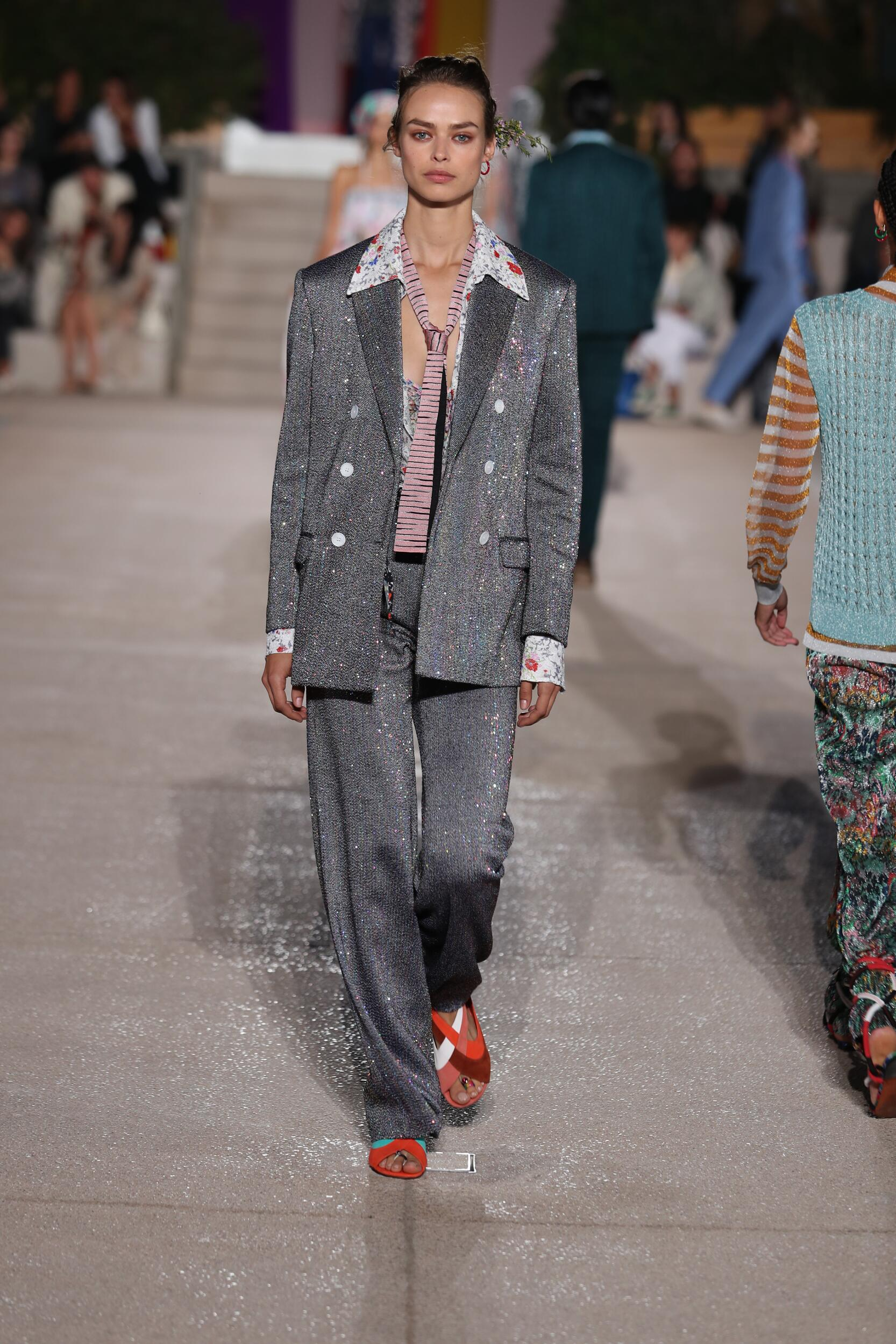 Spring Summer 2020 Woman Milan Missoni Collection