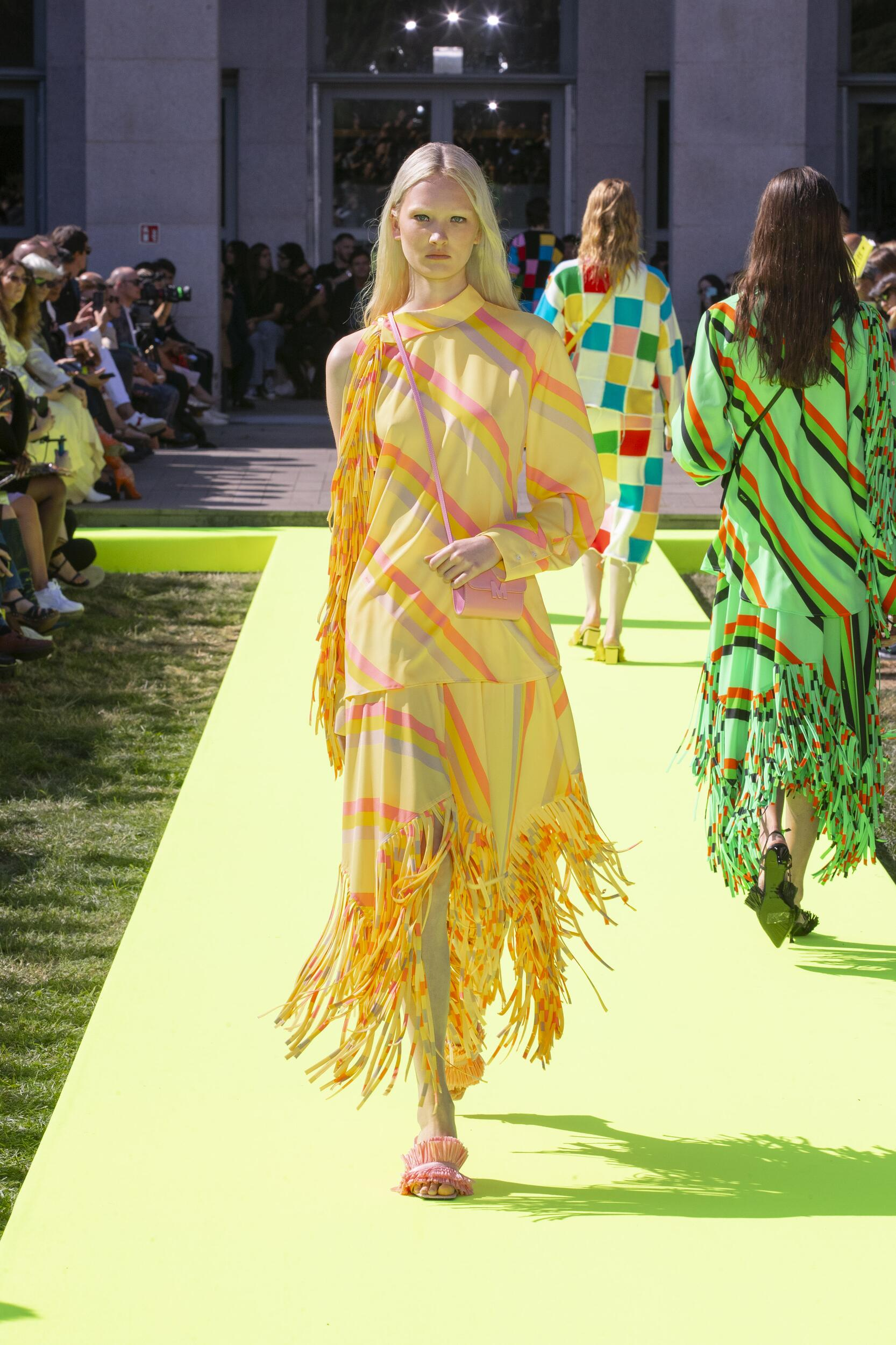 Spring Summer 2020 Woman Milan Msgm Collection