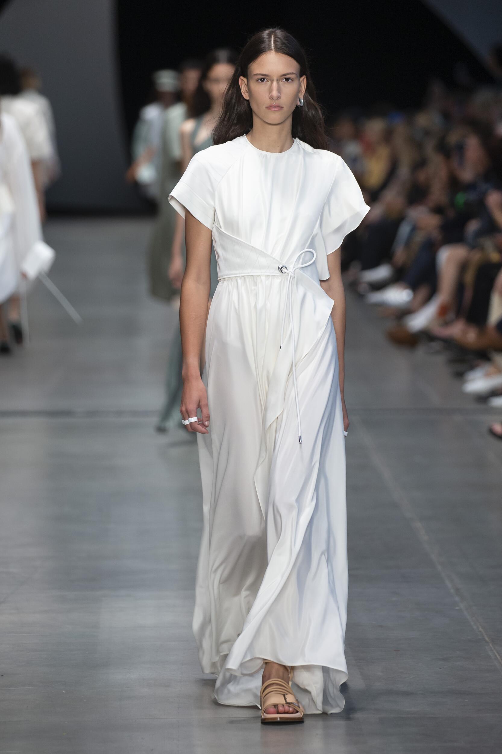 Spring Summer 2020 Woman Milan Sportmax Collection