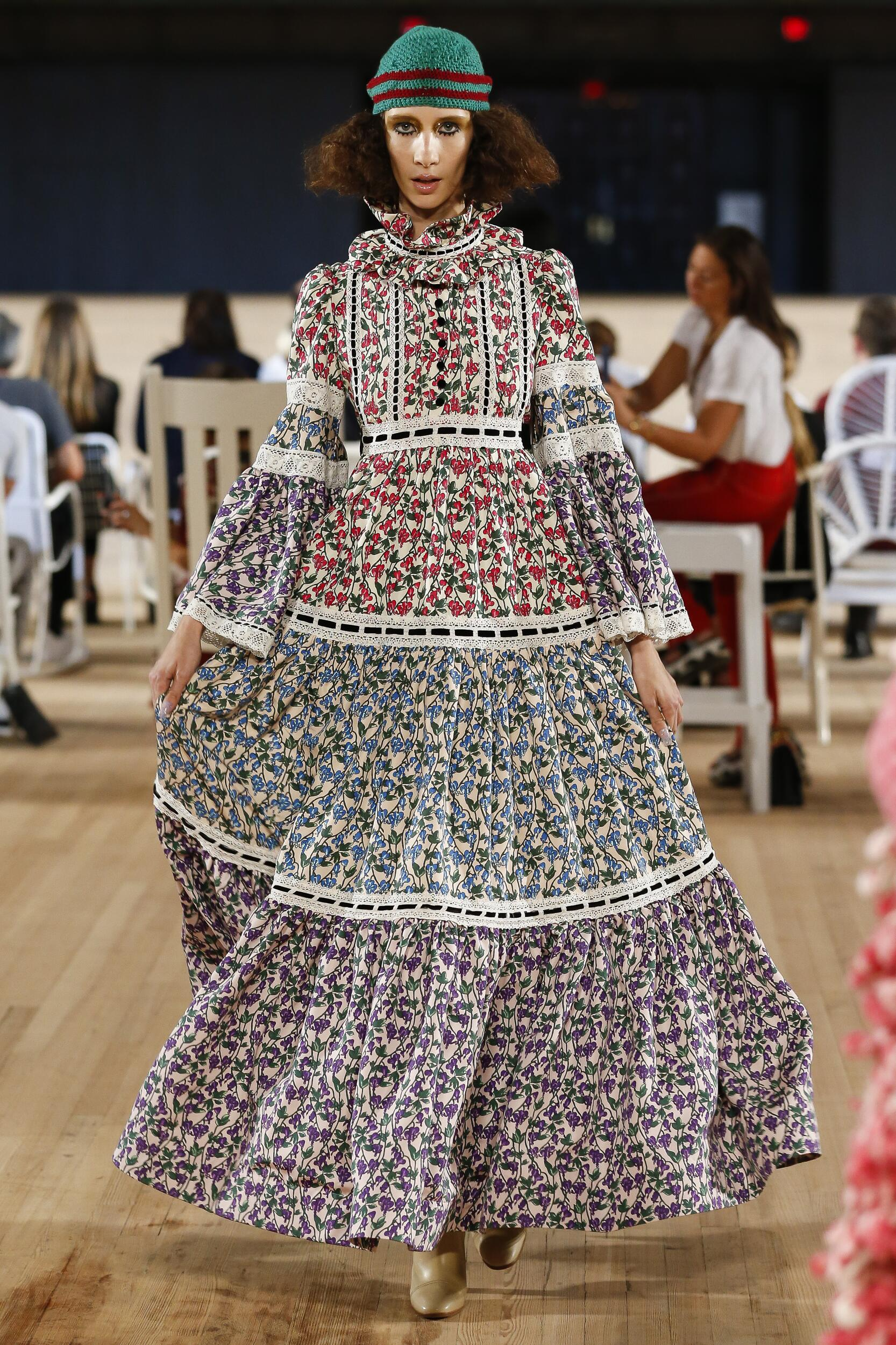Spring Summer 2020 Woman New York Marc Jacobs Collection