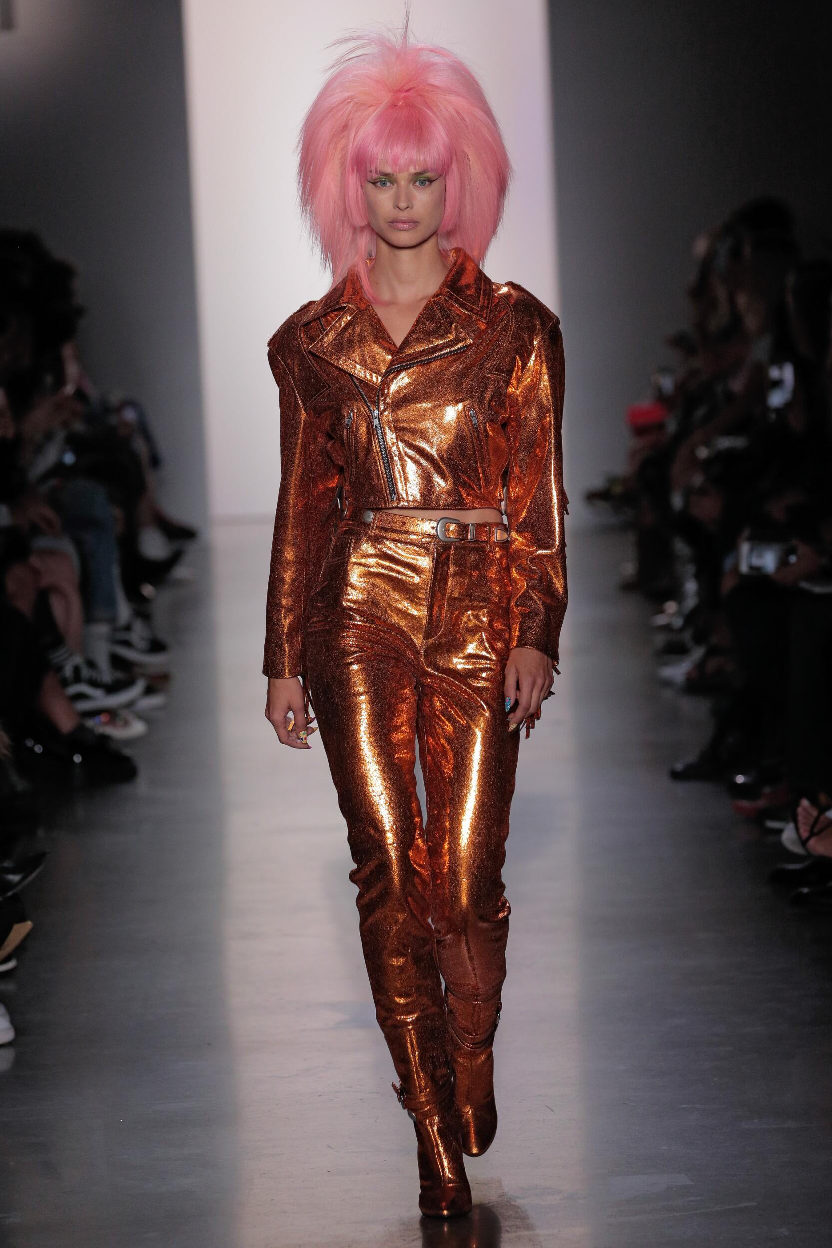 Spring Summer Fashion Trends 2020 Jeremy Scott