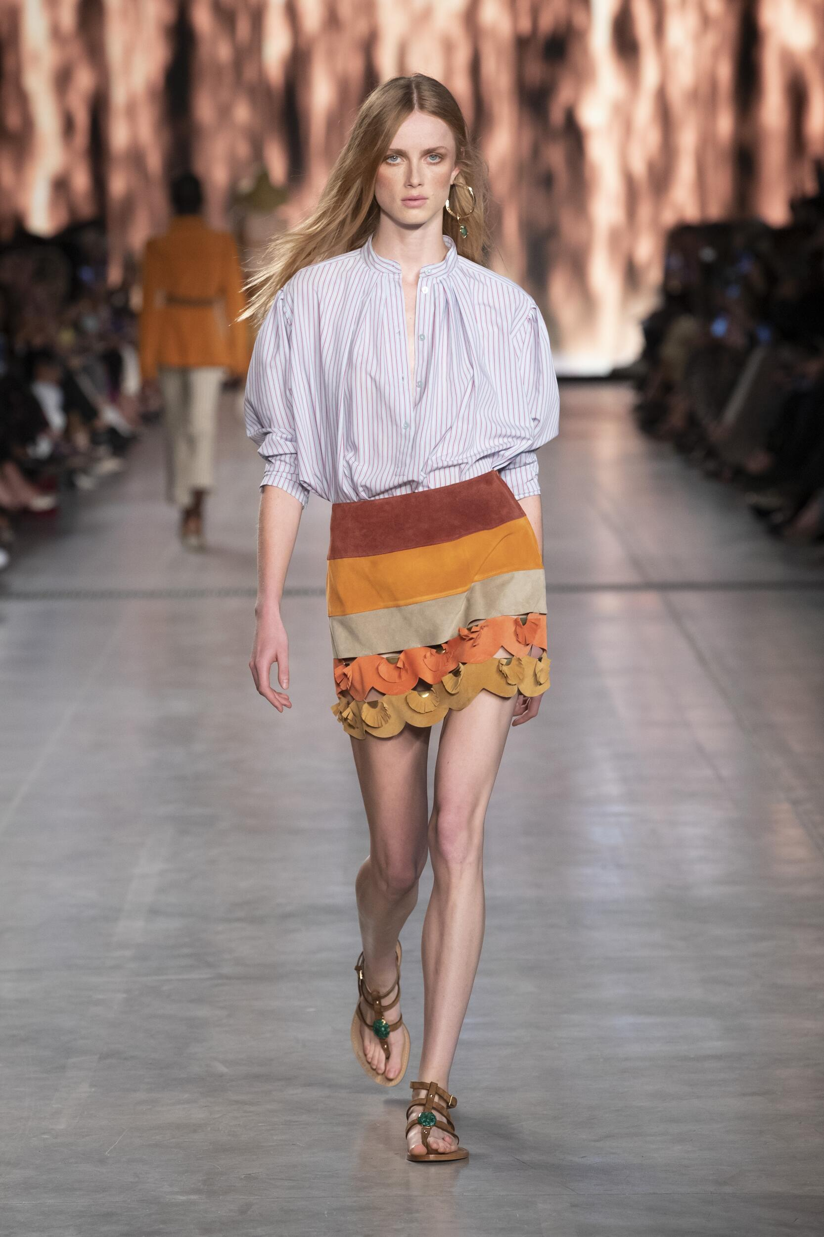 Summer 2020 Fashion Trends Alberta Ferretti
