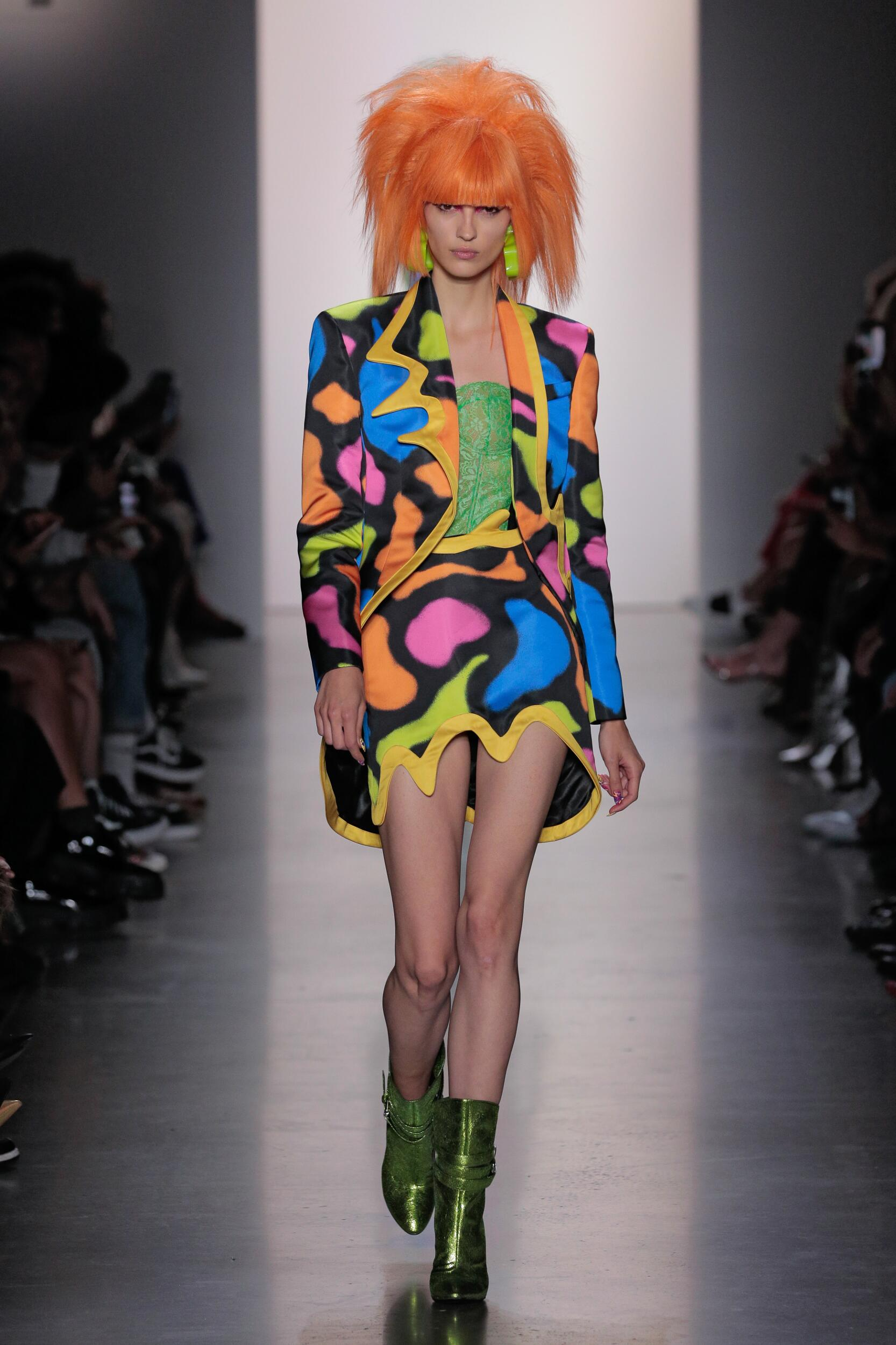 Summer 2020 Fashion Trends Jeremy Scott