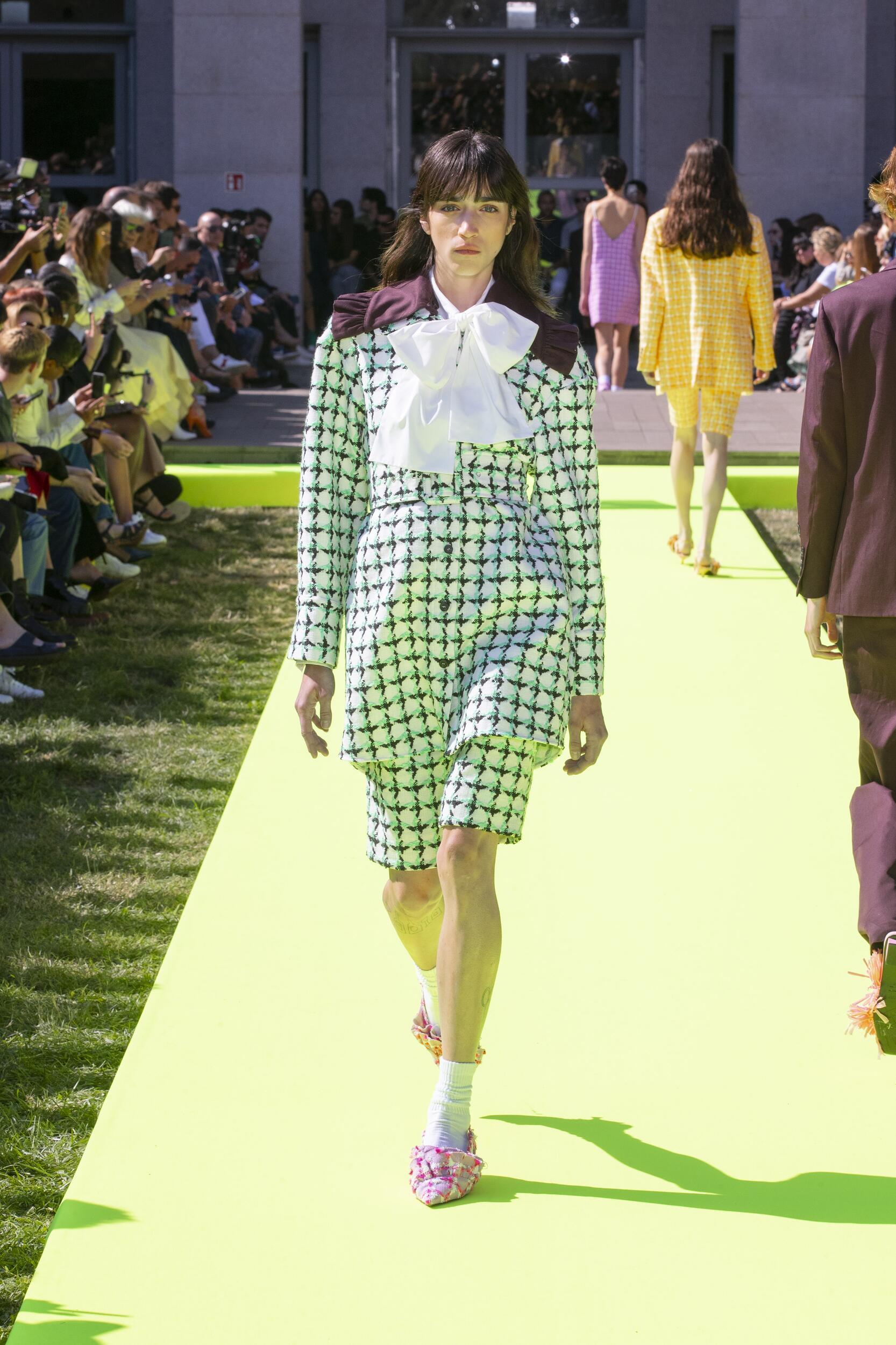 Summer 2020 Fashion Trends Msgm