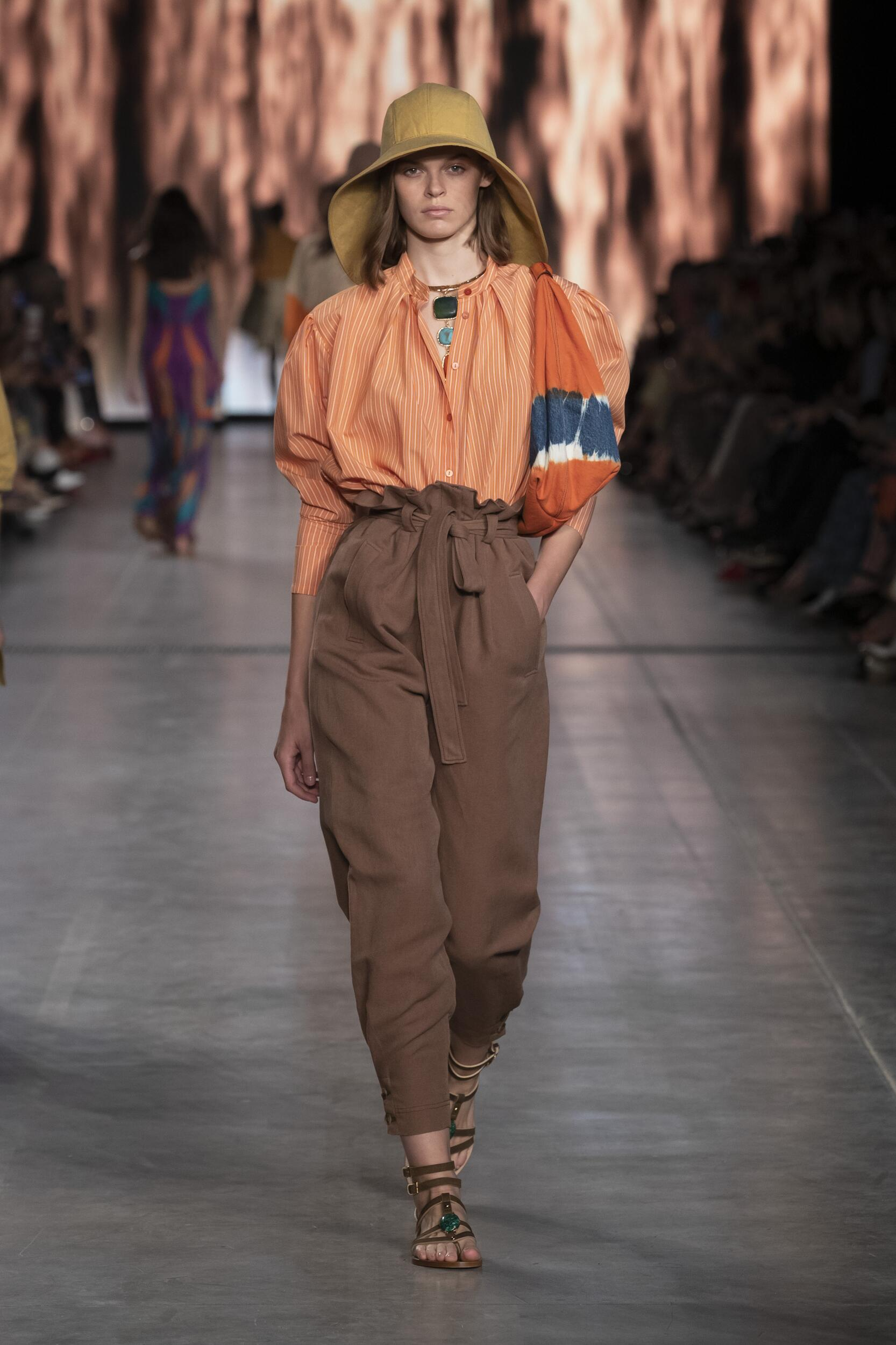 Summer 2020 Woman Trends Alberta Ferretti