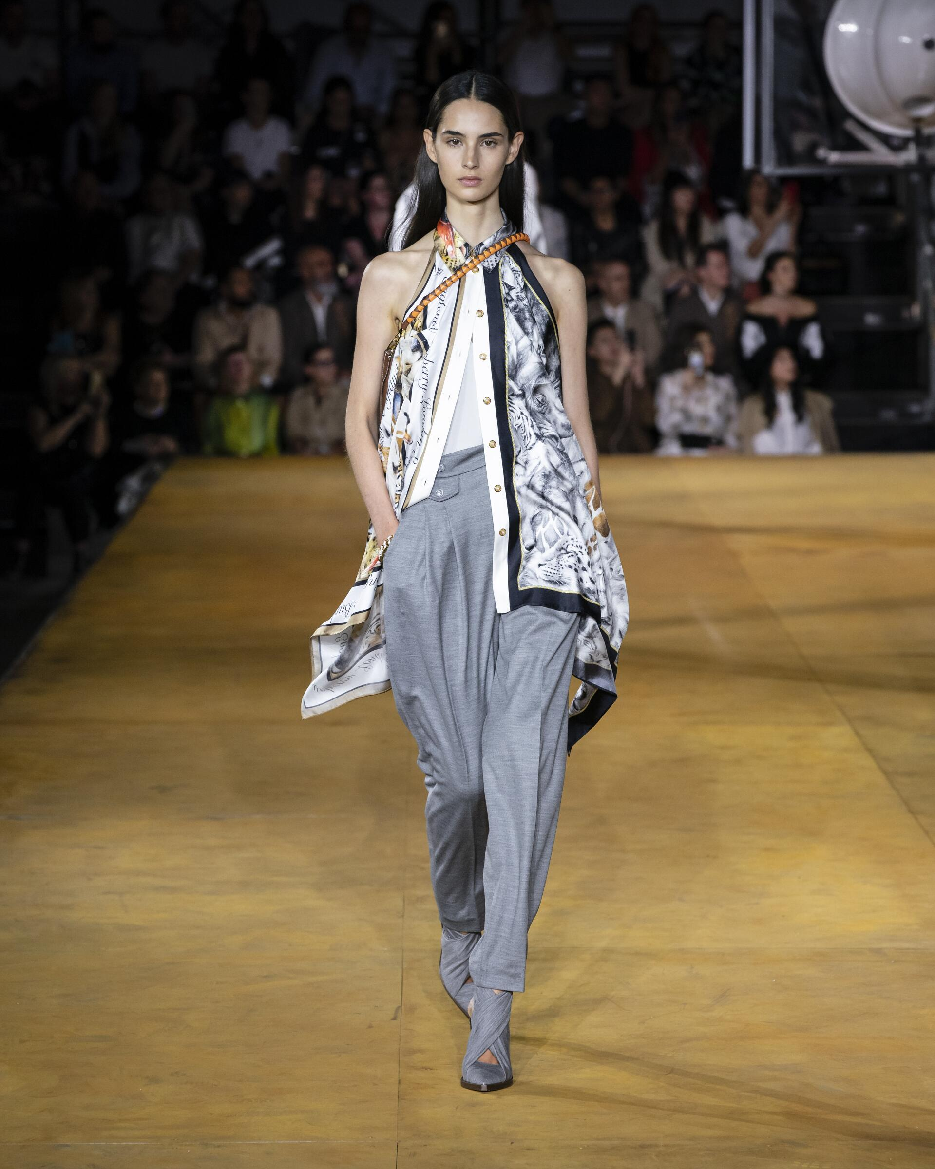 Summer 2020 Woman Trends Burberry