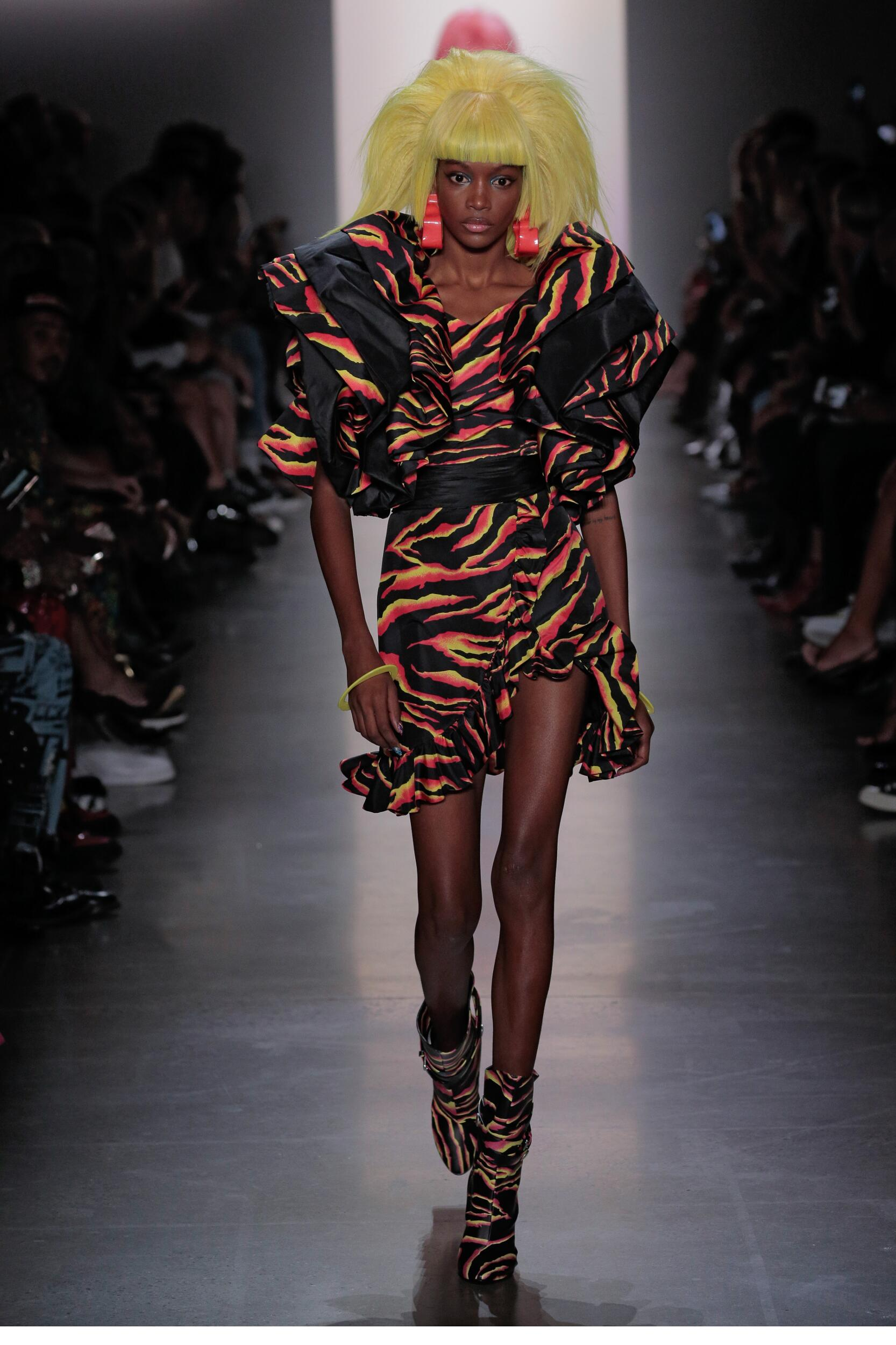 Summer 2020 Woman Trends Jeremy Scott