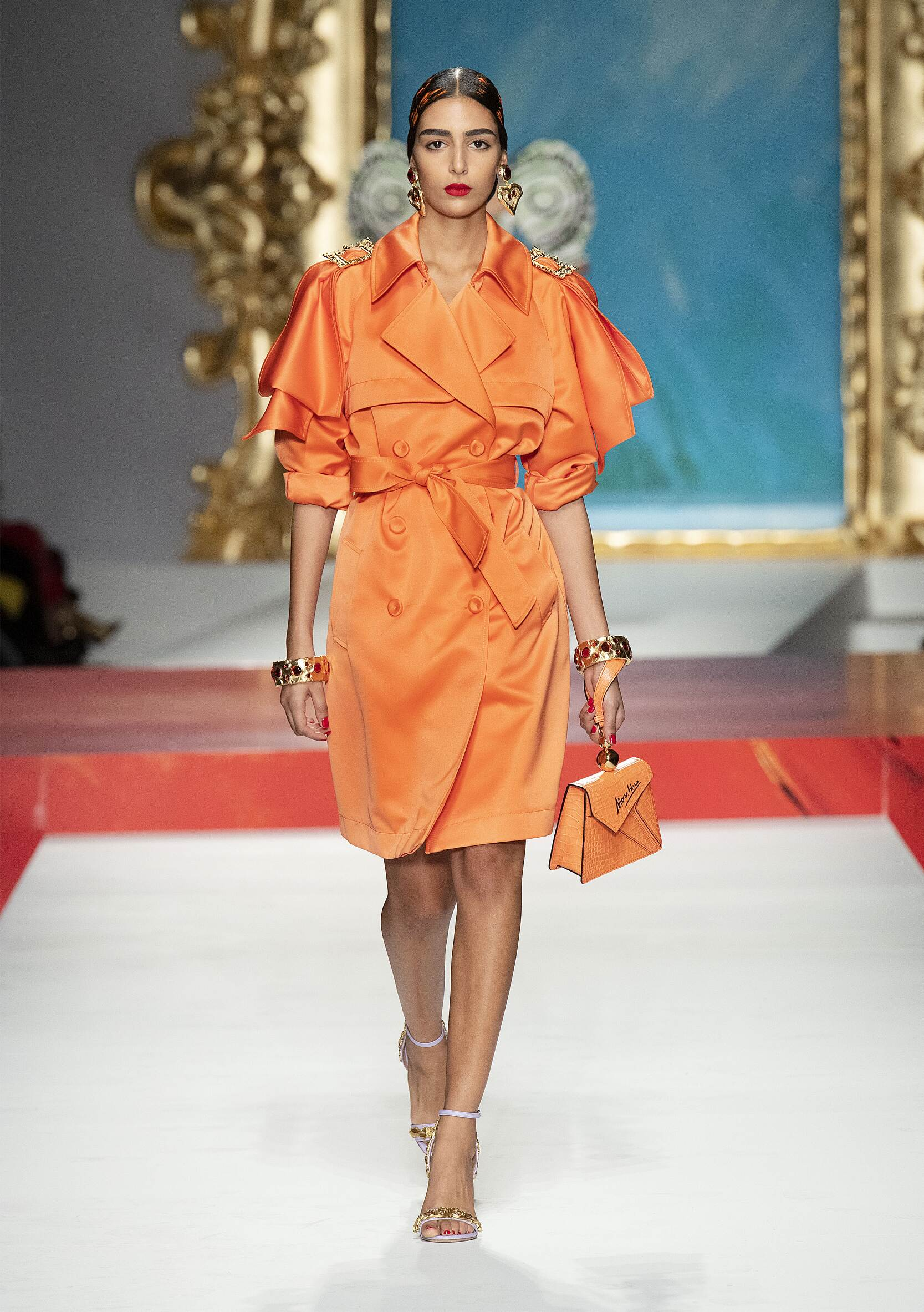 Summer 2020 Woman Trends Moschino