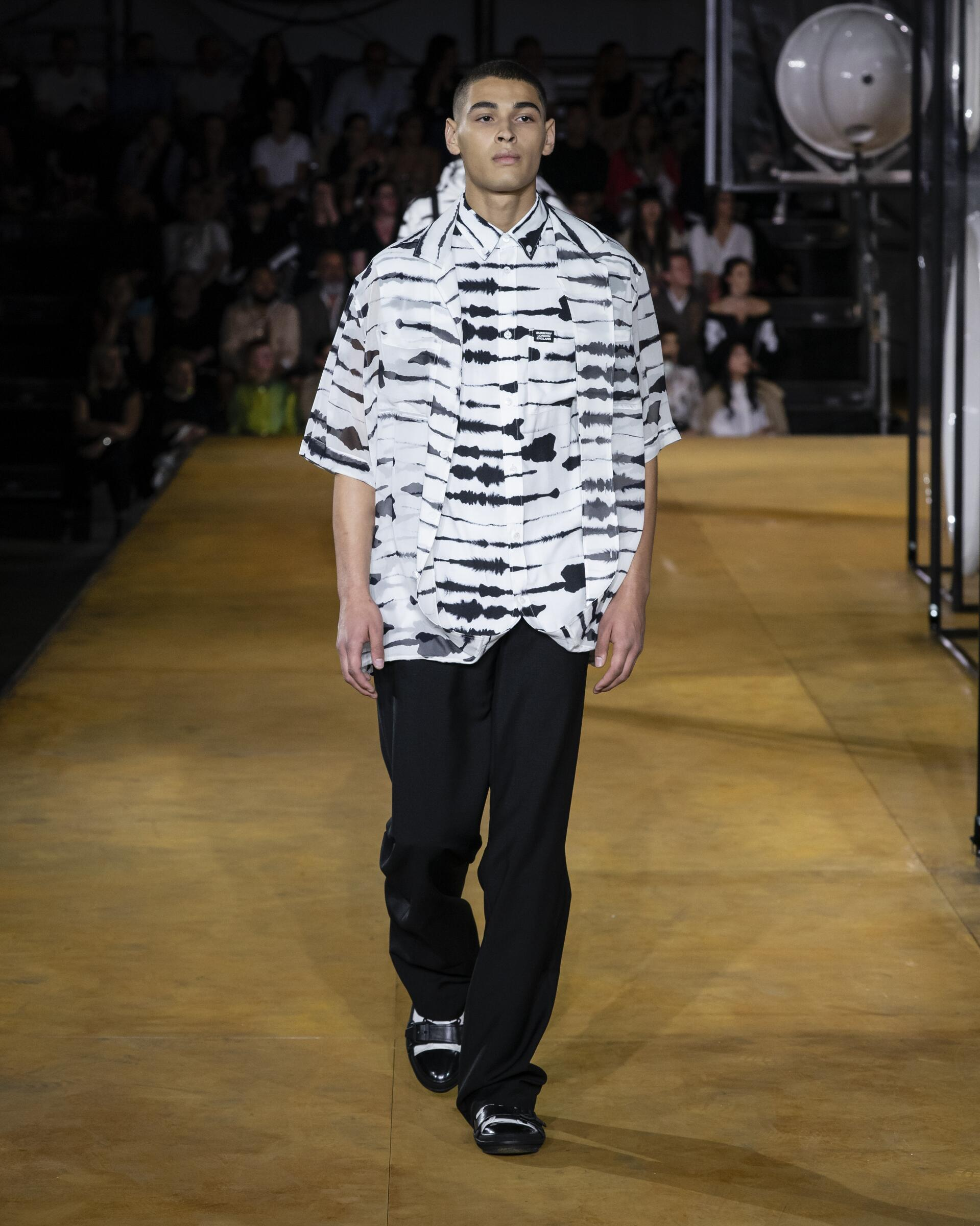Trends Menswear SS Burberry 2020