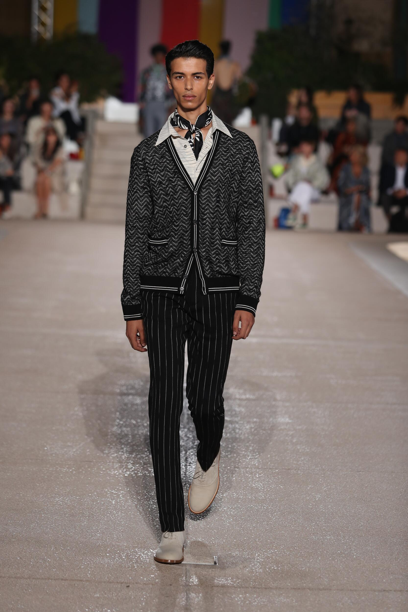 Trends Menswear SS Missoni 2020