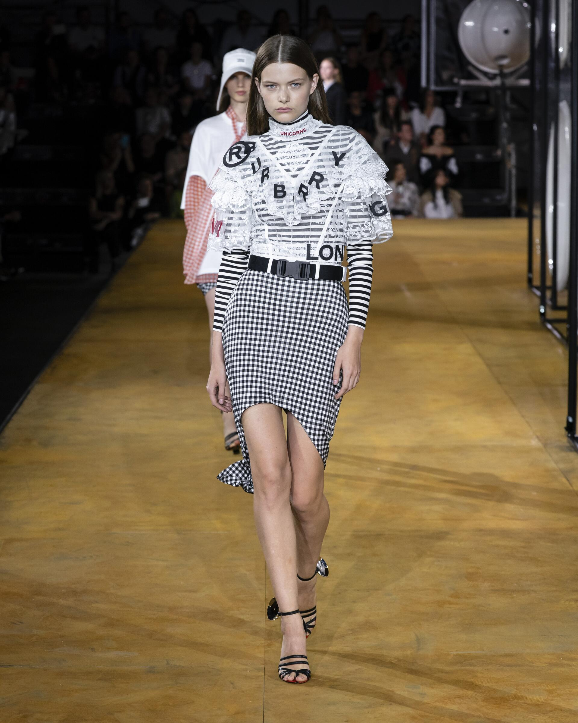 Trends Womenswear Spring Summer Burberry 2020