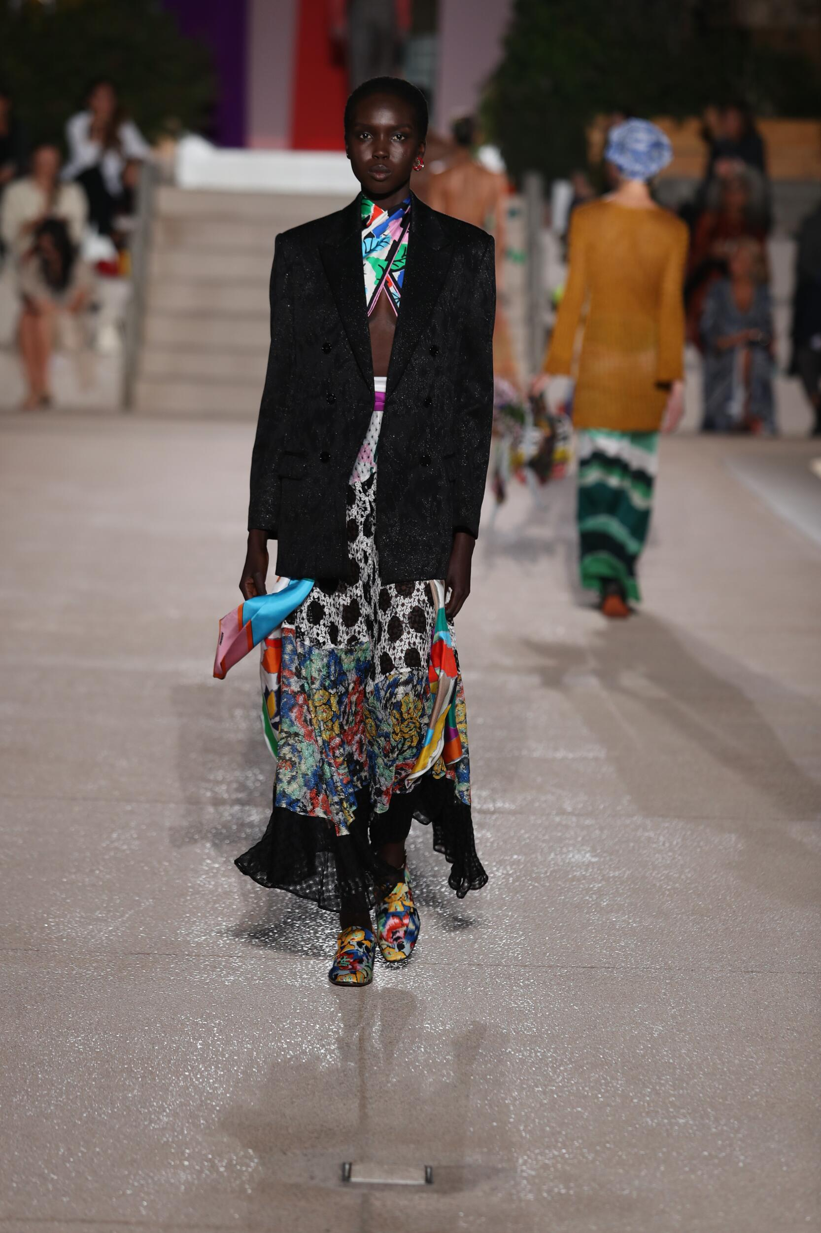 Trends Womenswear Spring Summer Missoni 2020