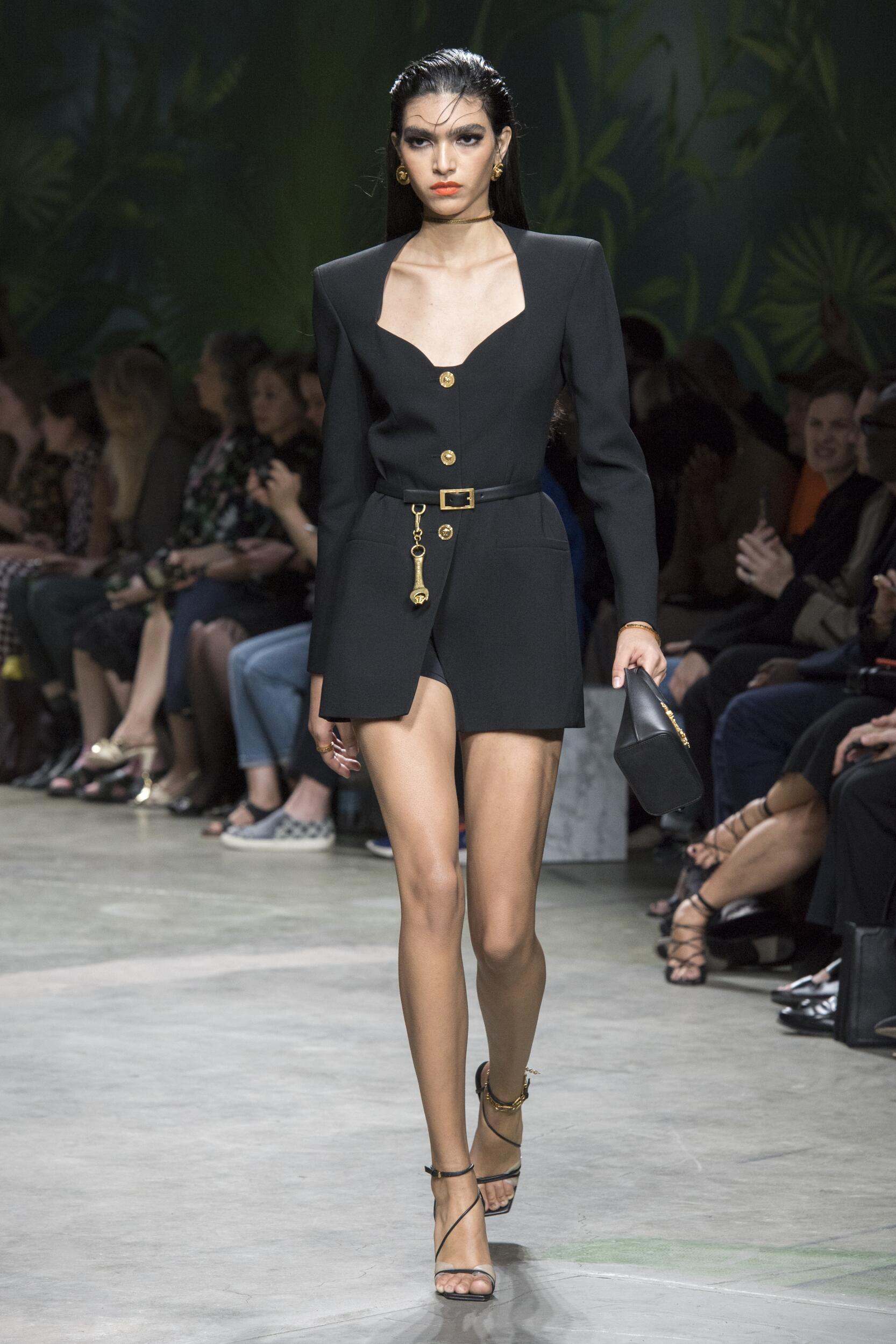 Versace Fashion Show SS 2020