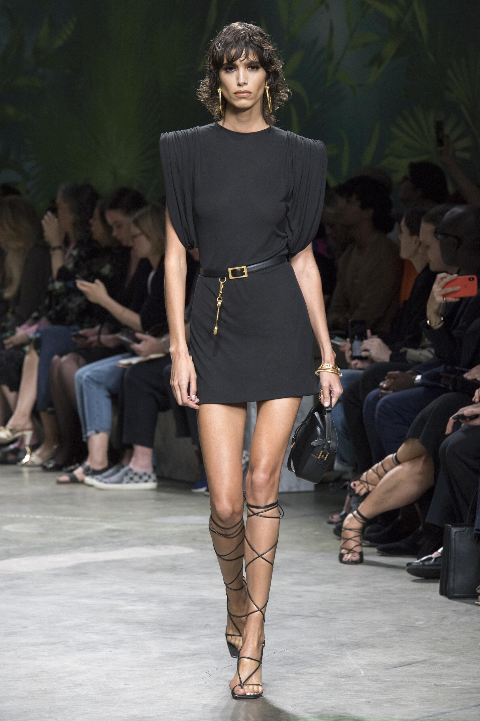 Versace Spring Summer 2020 Collection Milan Fashion Week