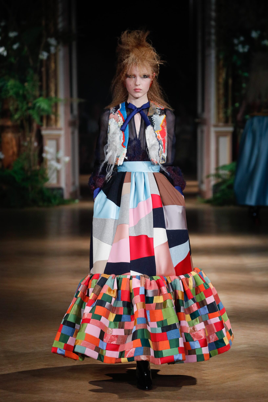 Viktor & Rolf Haute Couture Womenswear Fashion Show