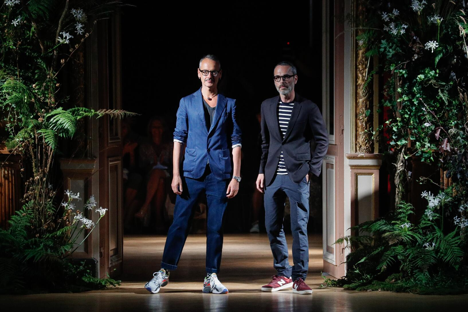 Viktor and Rolf Designers