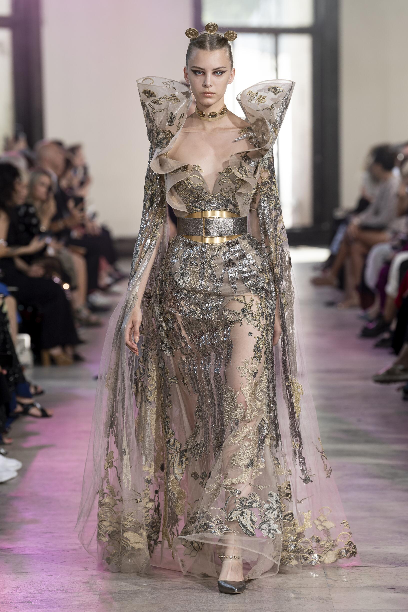 Winter 2019 Woman Trends Elie Saab Haute Couture