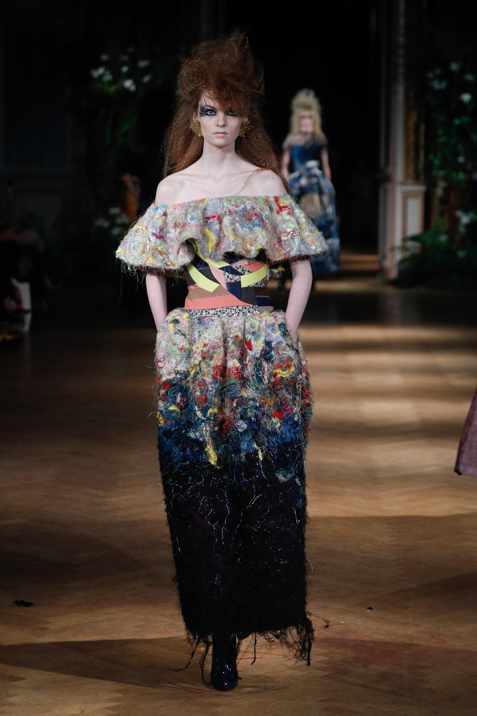 Winter 2019 Woman Trends Viktor & Rolf Haute Couture