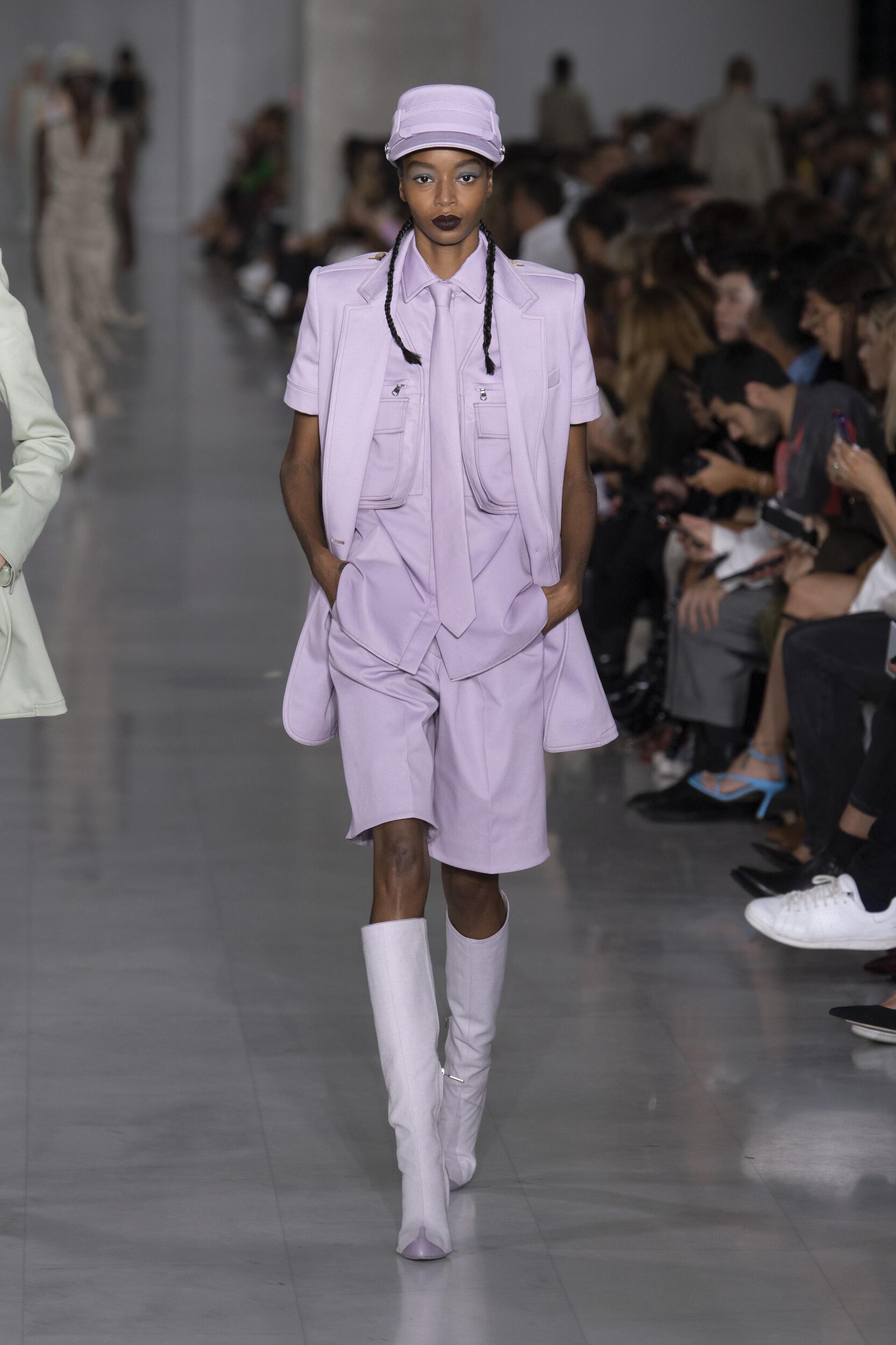 Woman SS 2020 Max Mara Show Milan Fashion Week