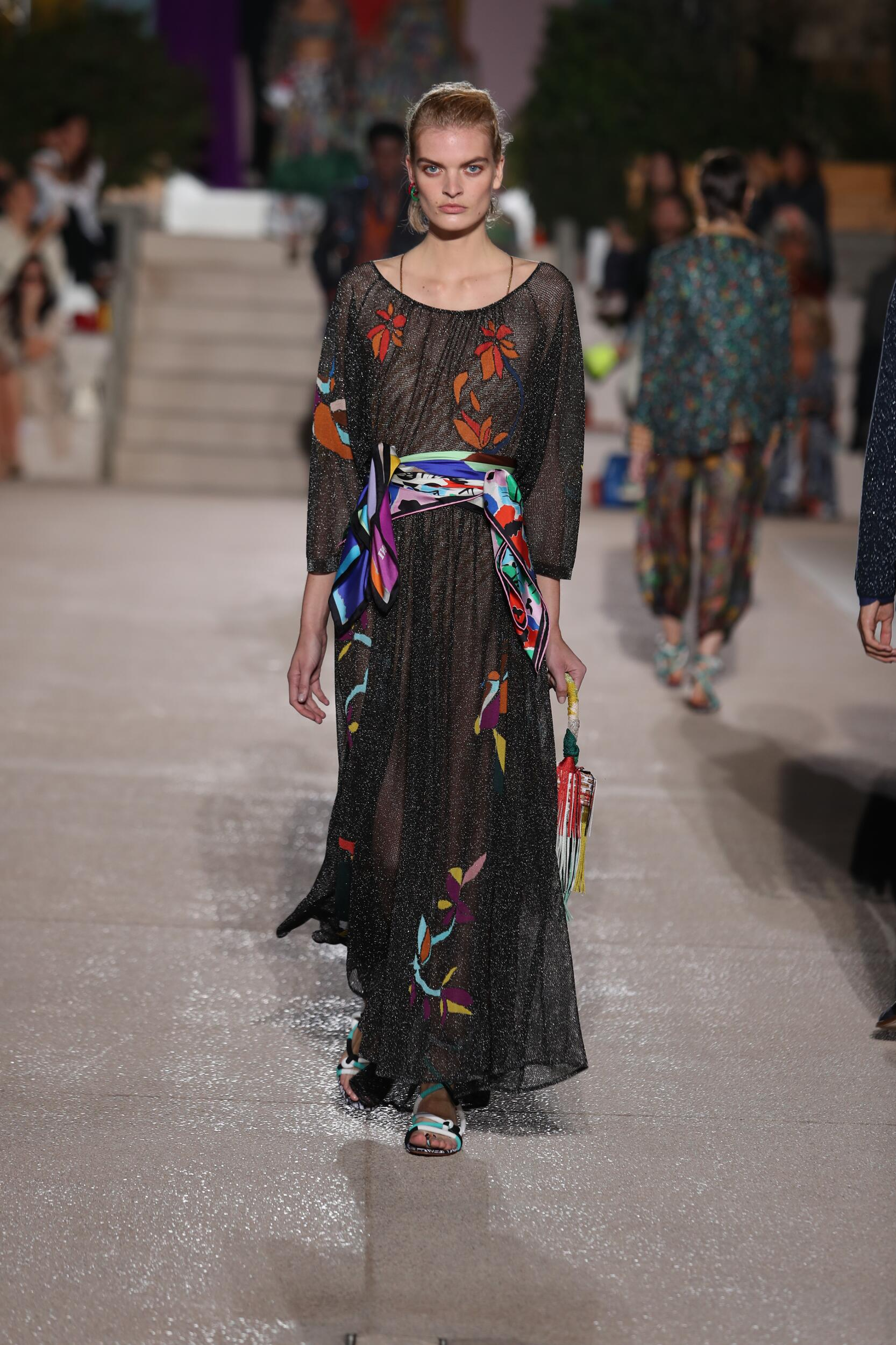 Womenswear Fashion 2020 Catwalk Missoni