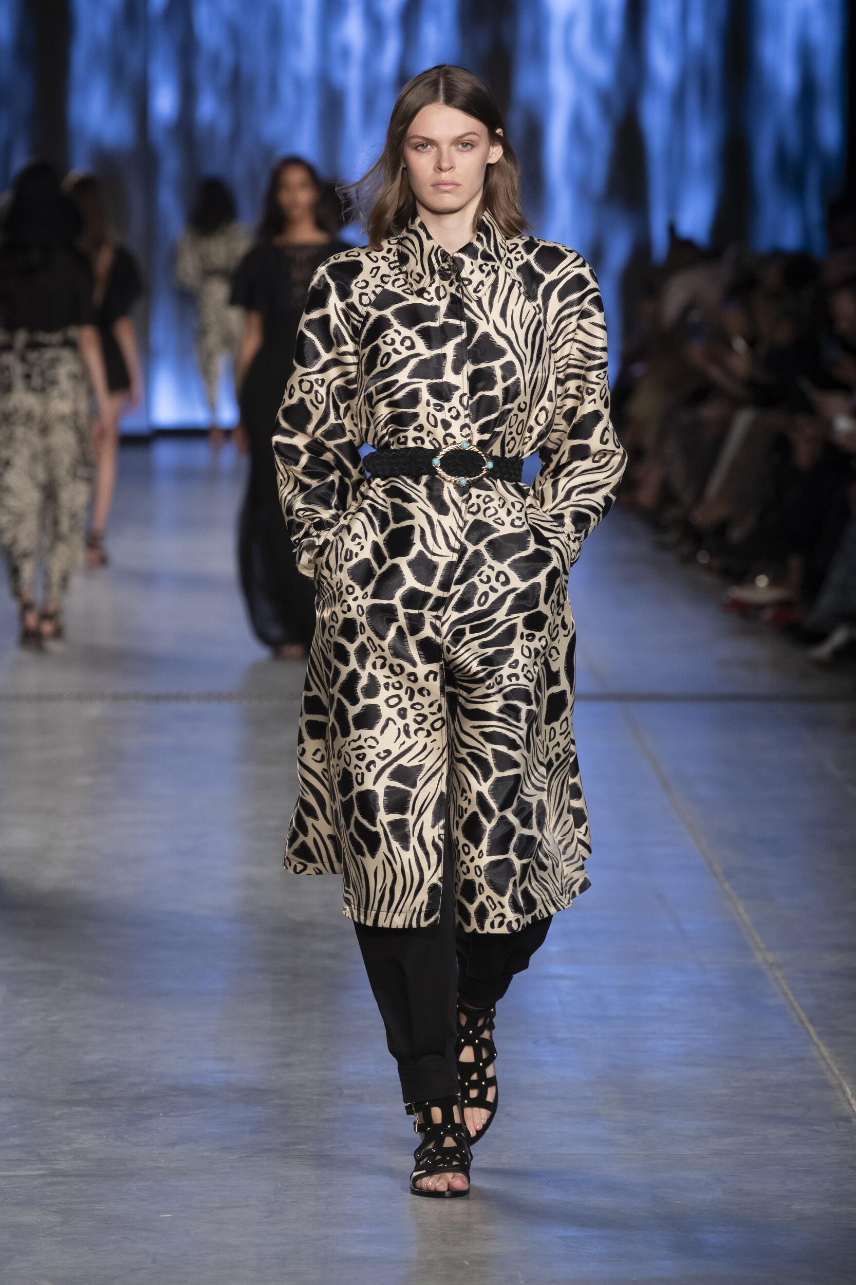 Womenswear SS Alberta Ferretti 2020