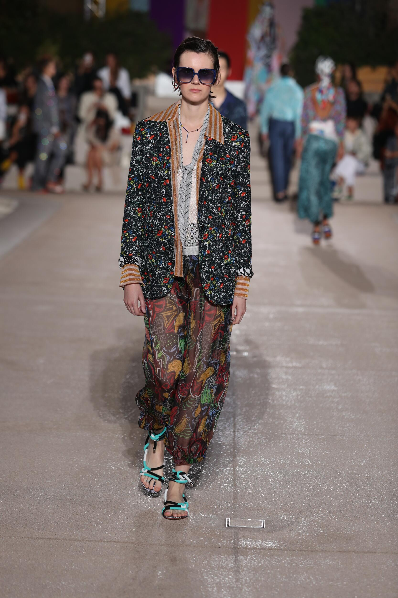 Womenswear SS Missoni 2020