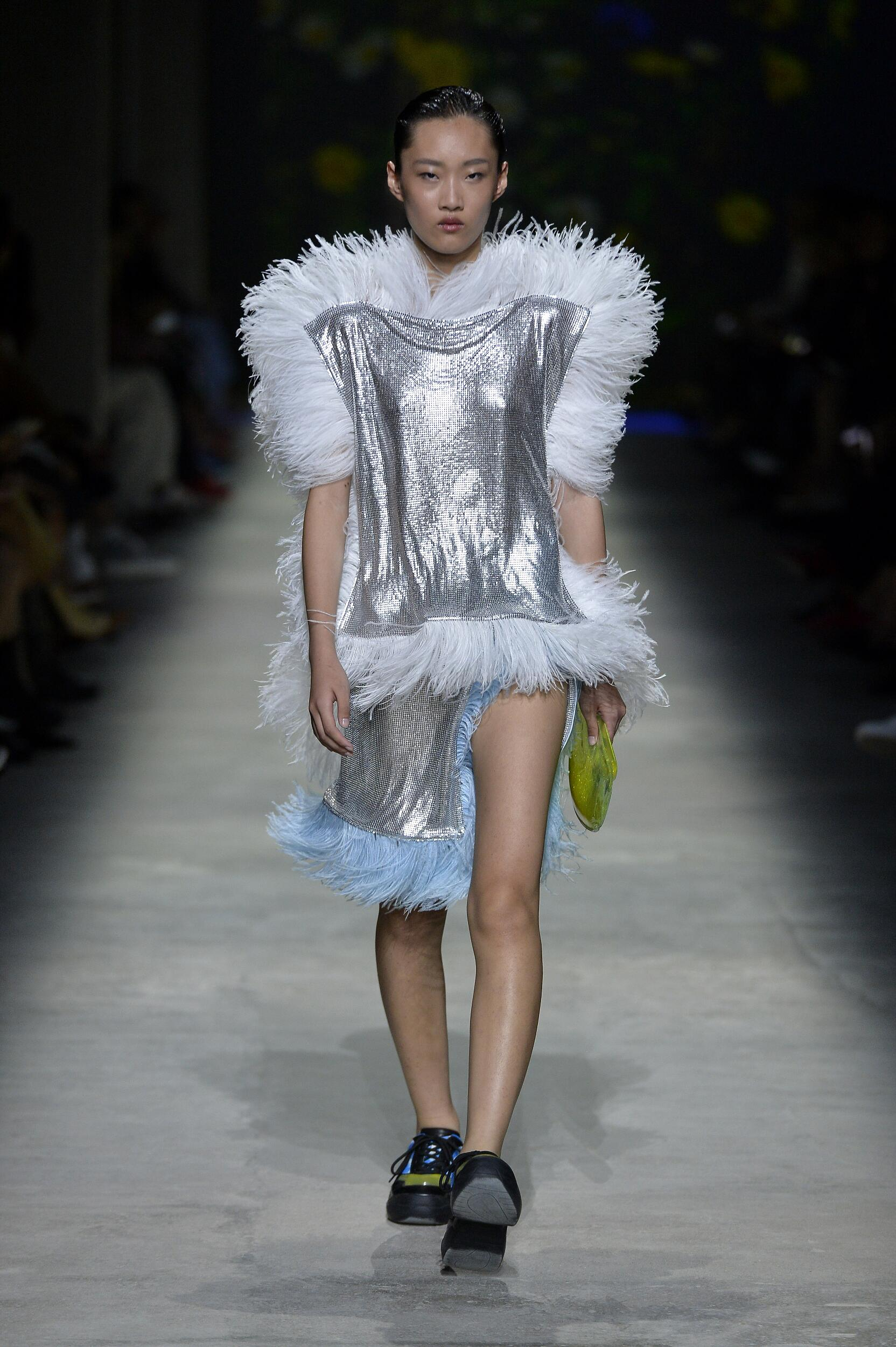 Womenswear Spring Summer Christopher Kane 2020 Trends