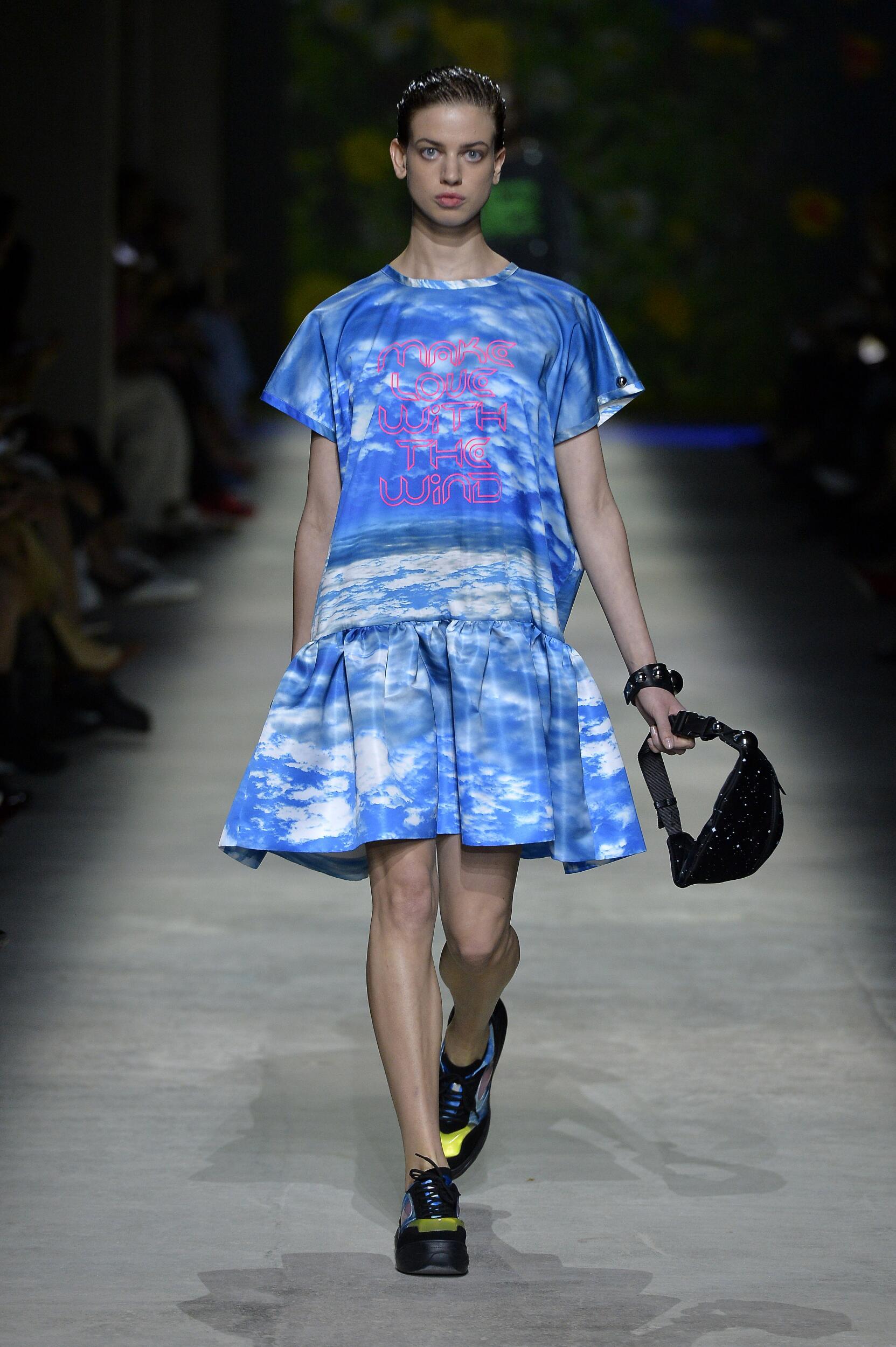 Womenswear Spring Summer Christopher Kane 2020