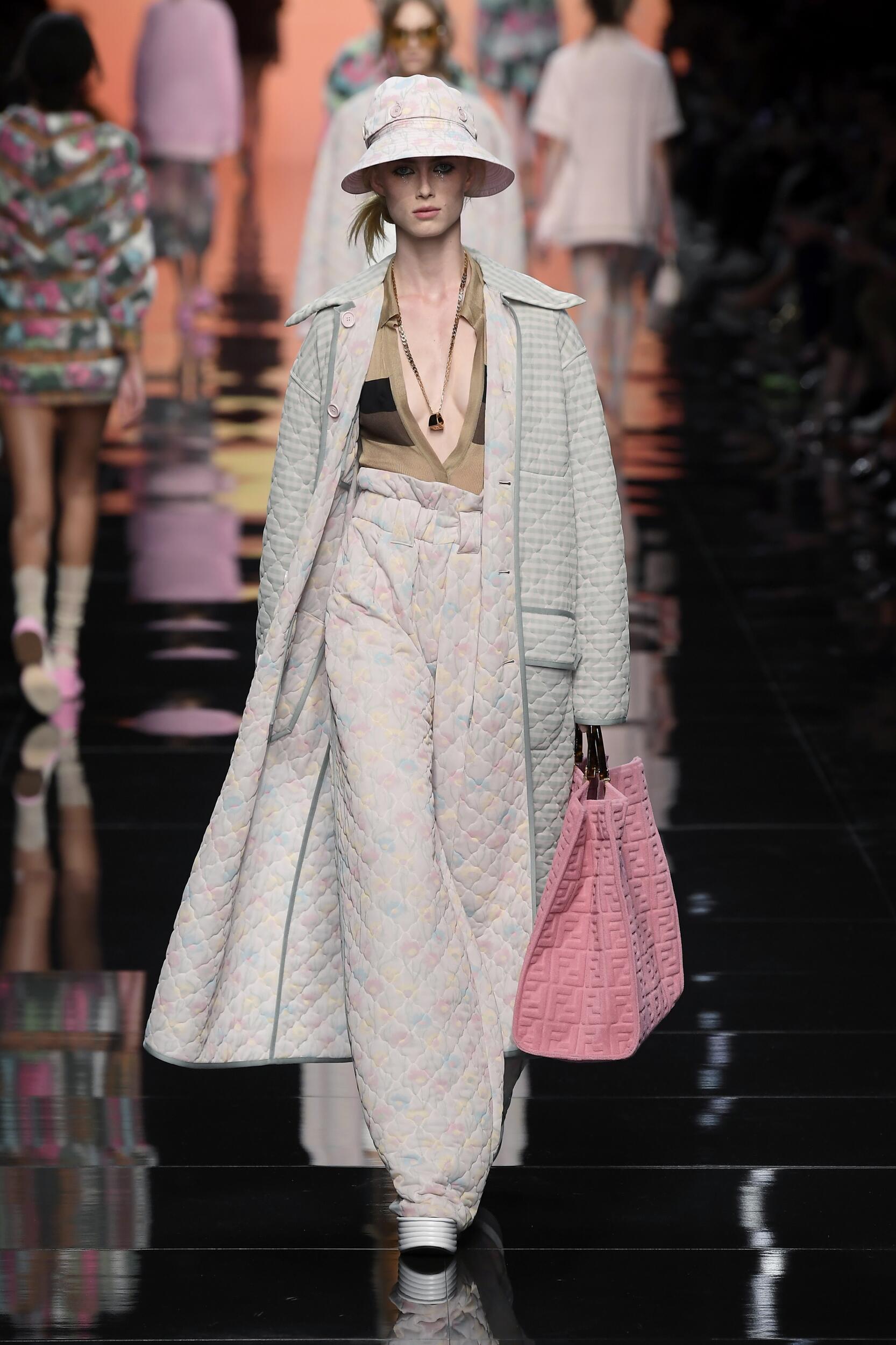 Womenswear Spring Summer Fendi 2020