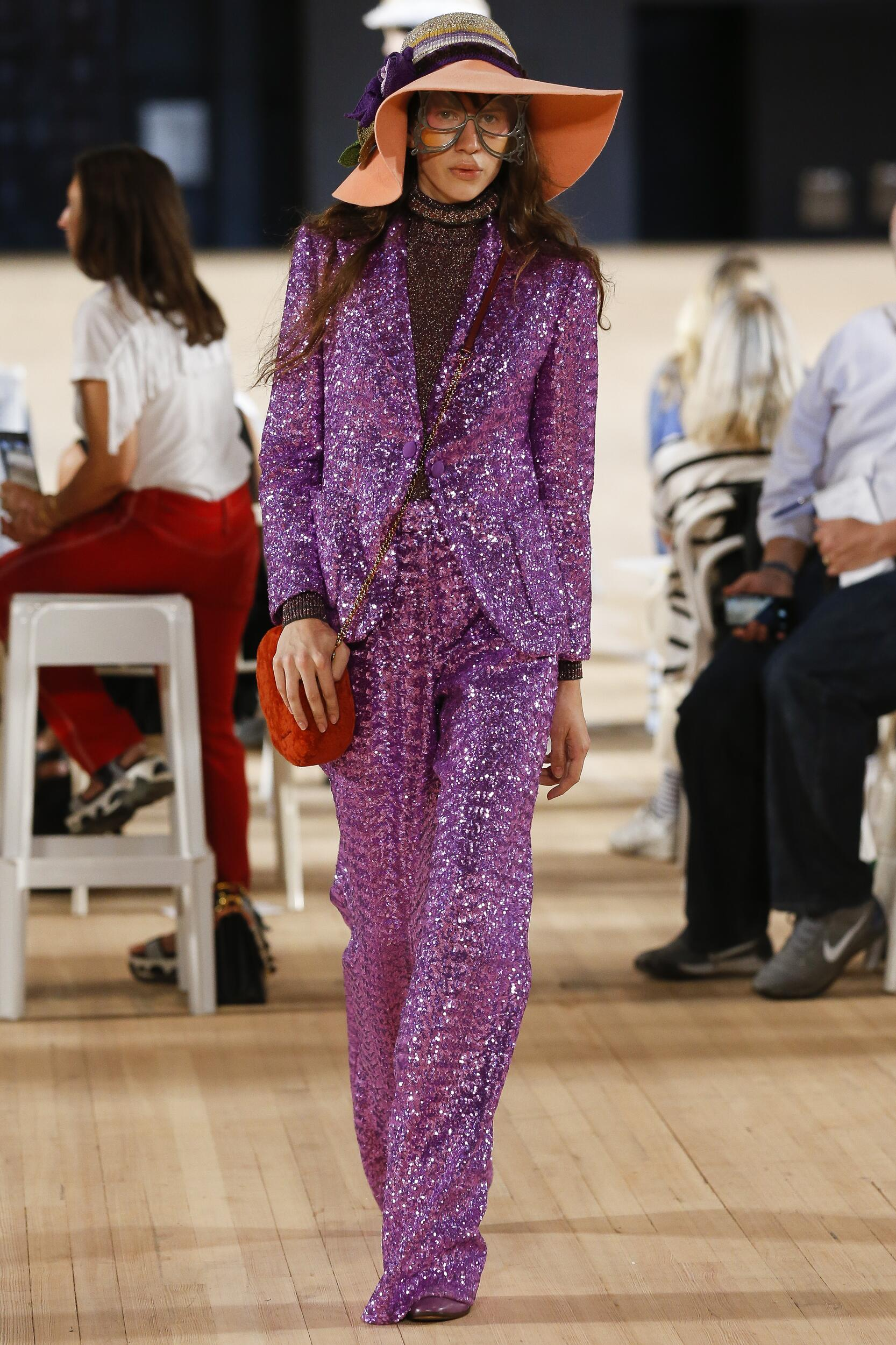 Womenswear Spring Summer Marc Jacobs 2020 Trends