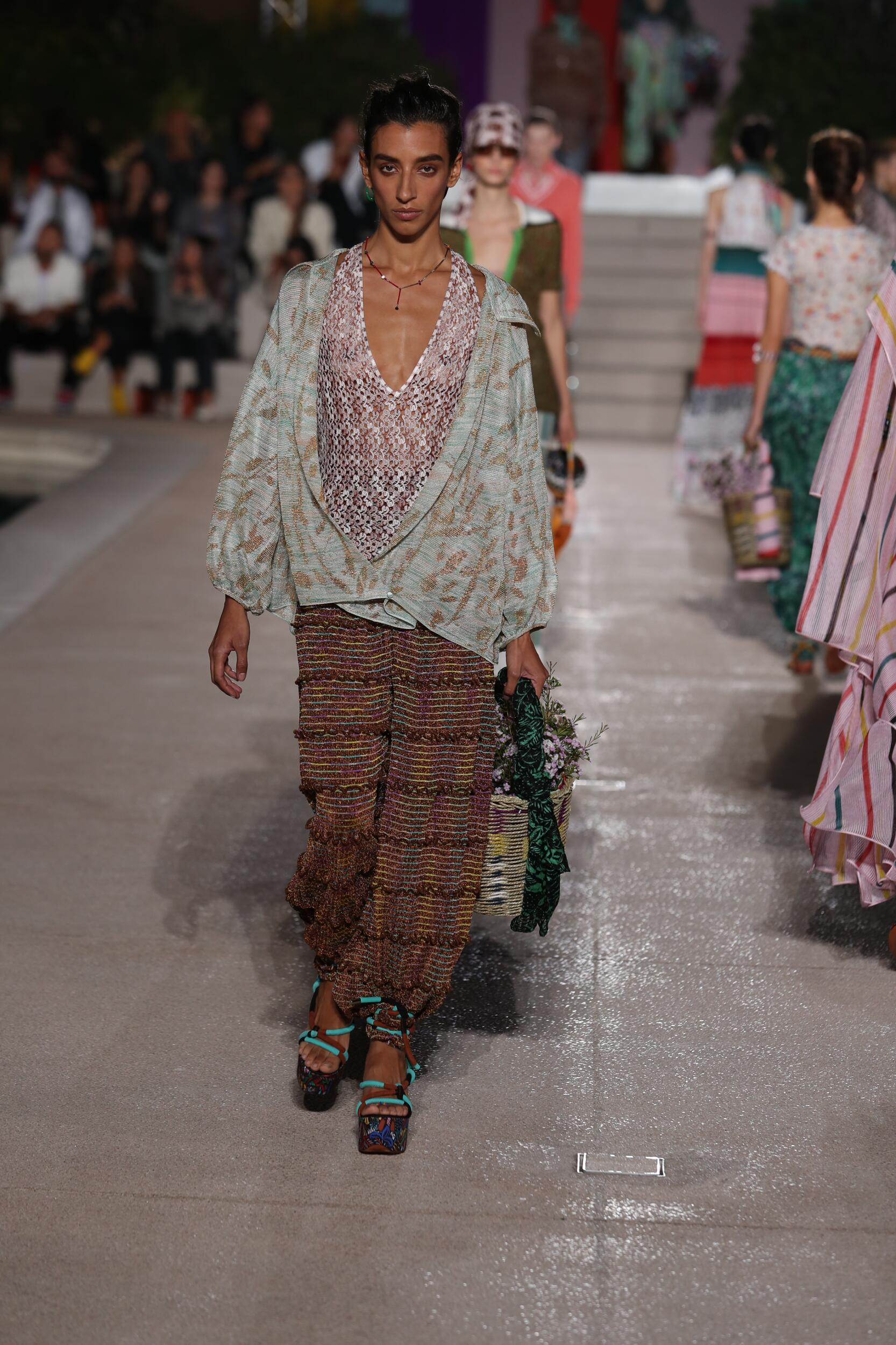 Womenswear Spring Summer Missoni 2020