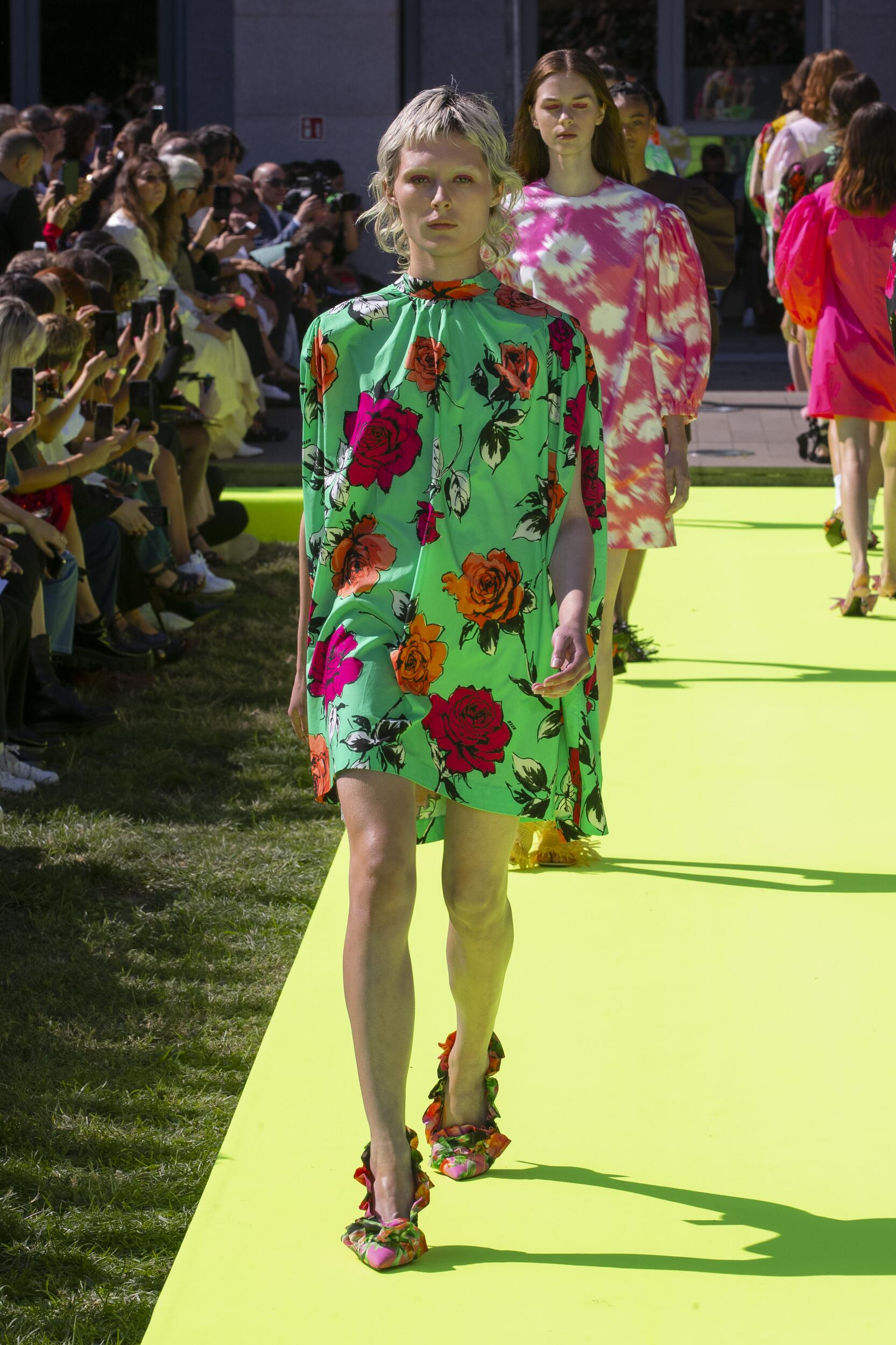 Womenswear Spring Summer Msgm 2020 Trends