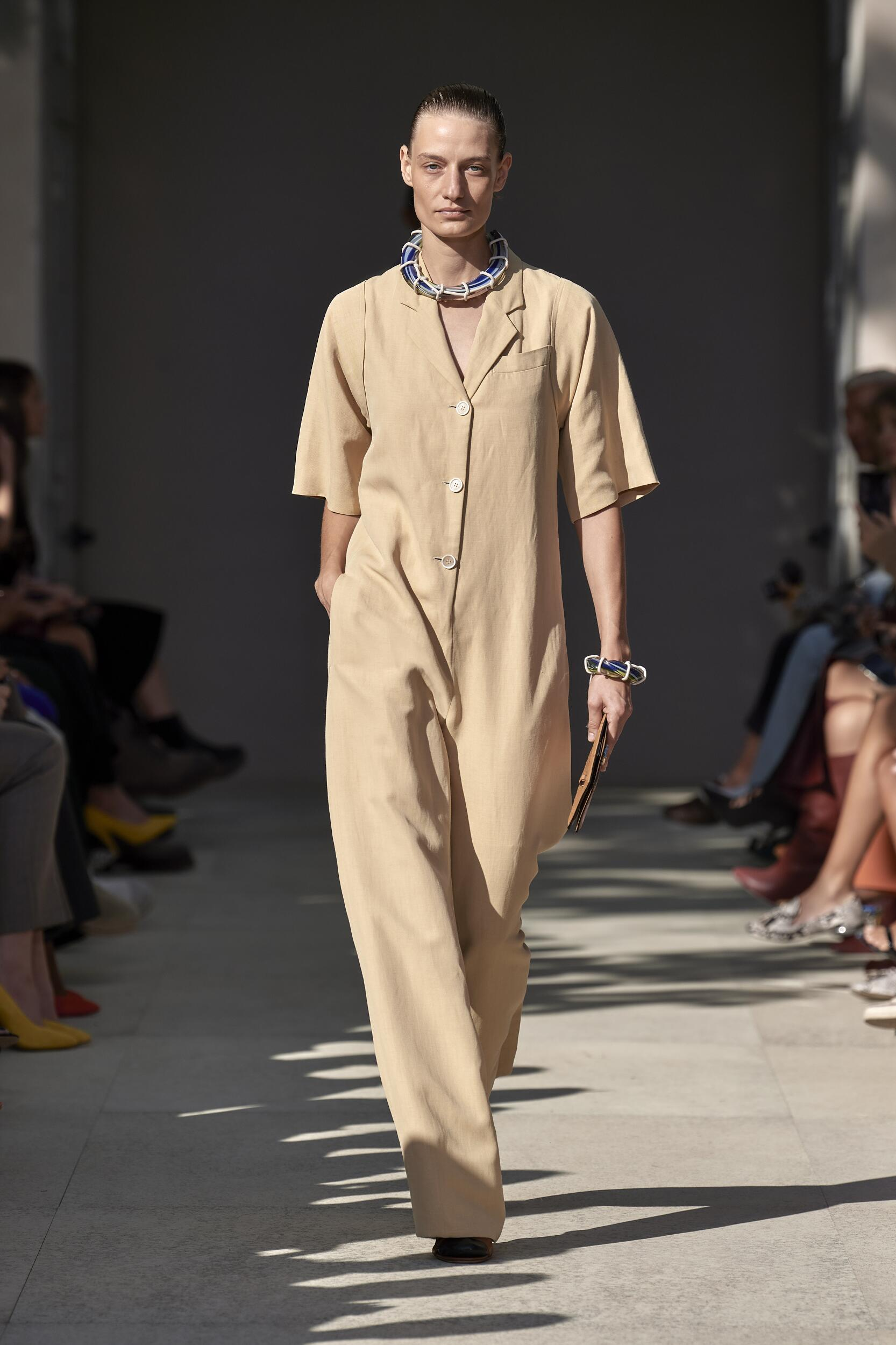 Womenswear Spring Summer Salvatore Ferragamo 2020