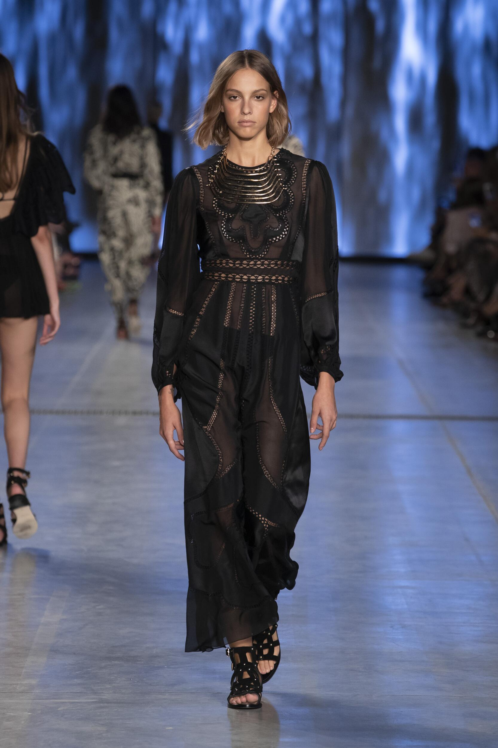 Womenswear Summer Alberta Ferretti 2020