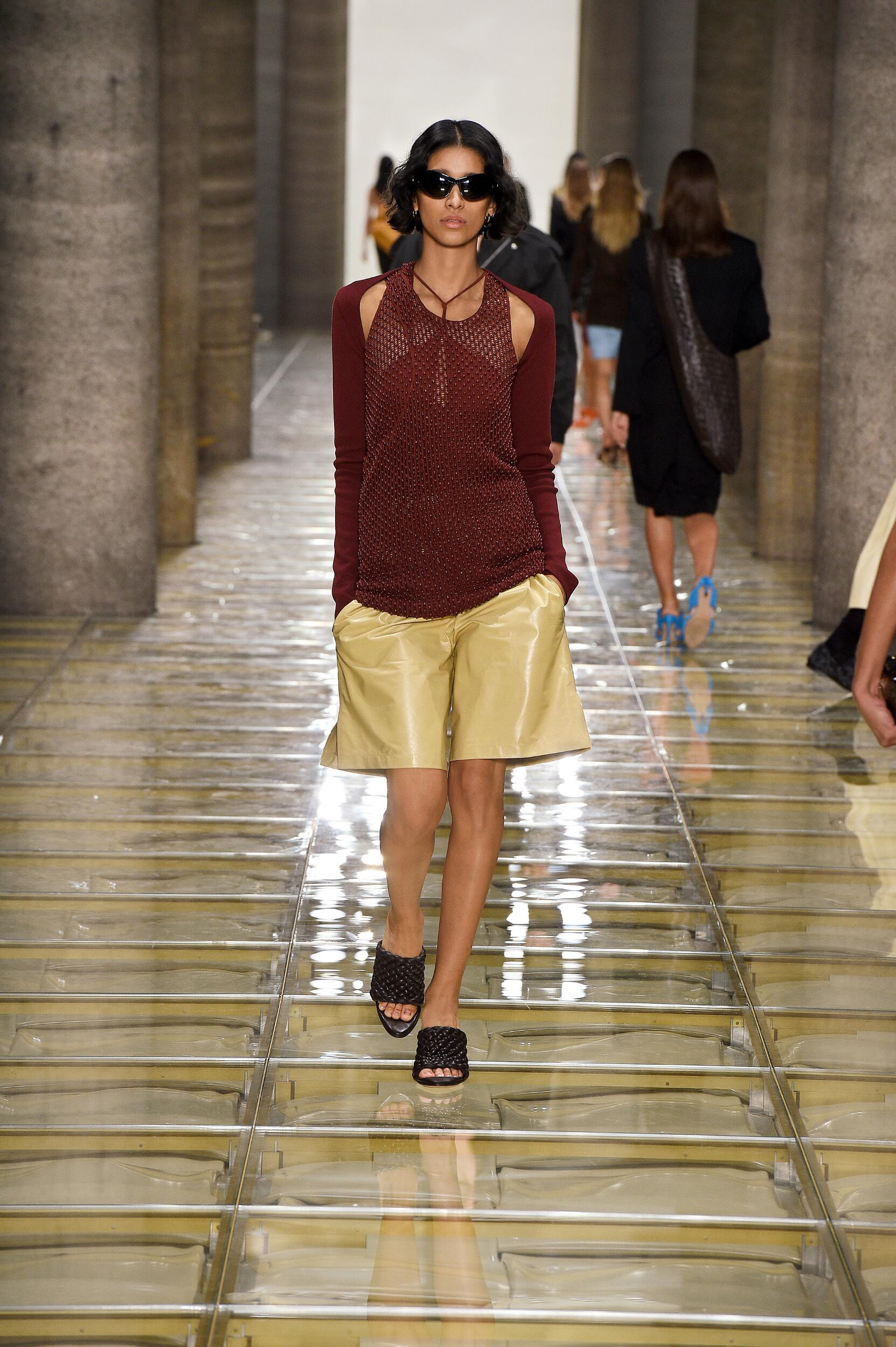 Womenswear Summer Bottega Veneta 2020