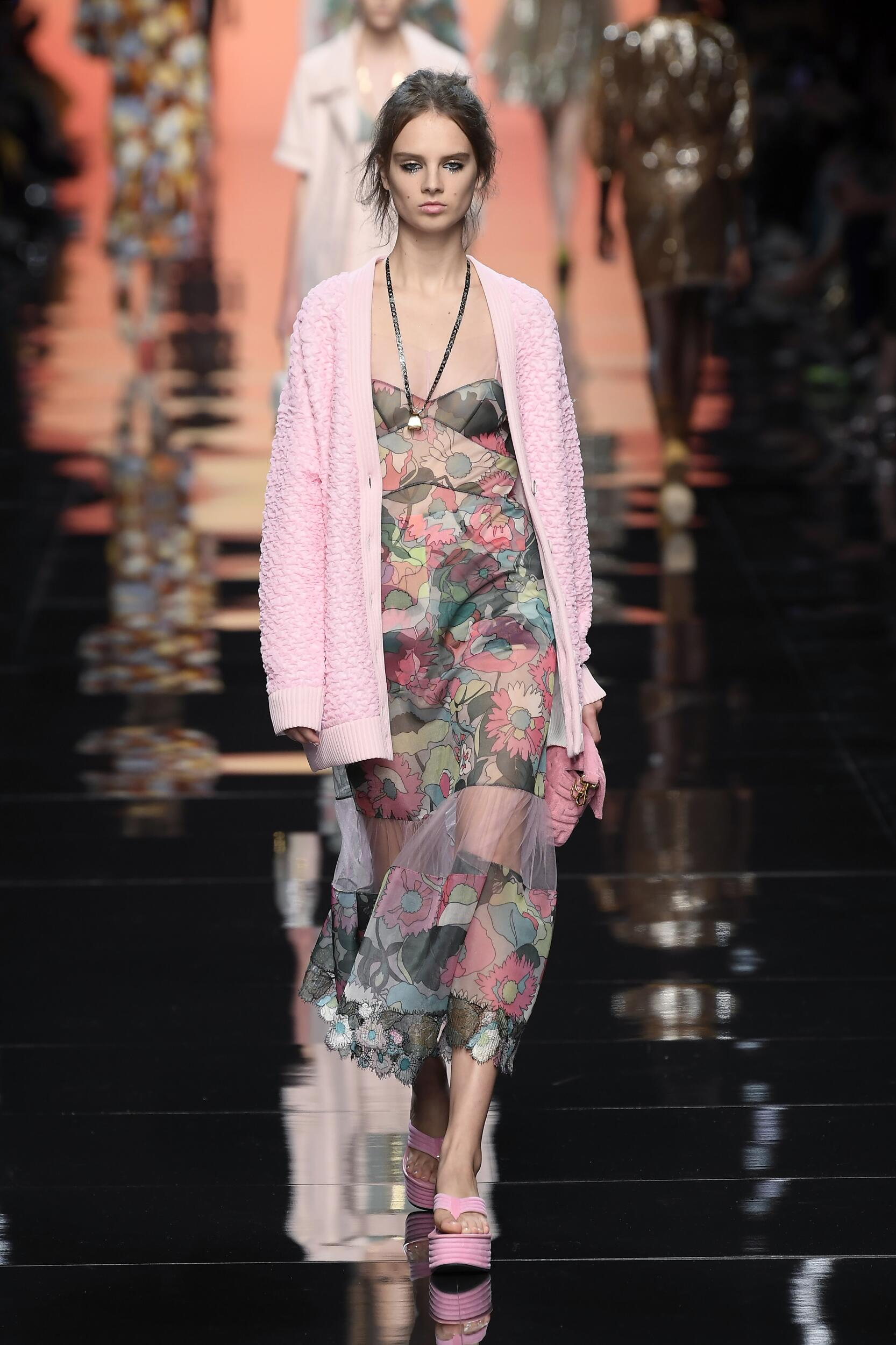 Womenswear Summer Fendi 2020