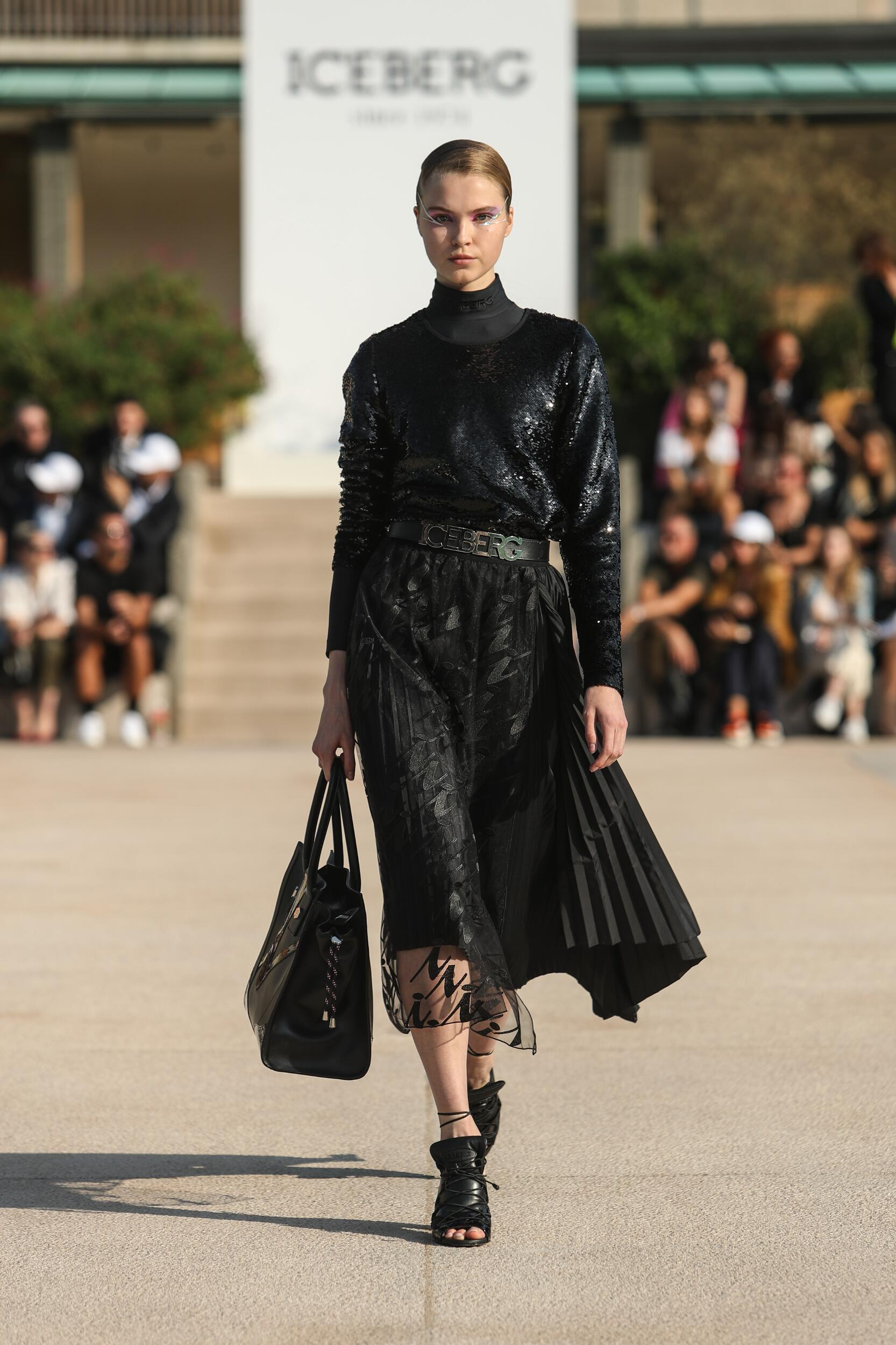 Womenswear Summer Iceberg 2020