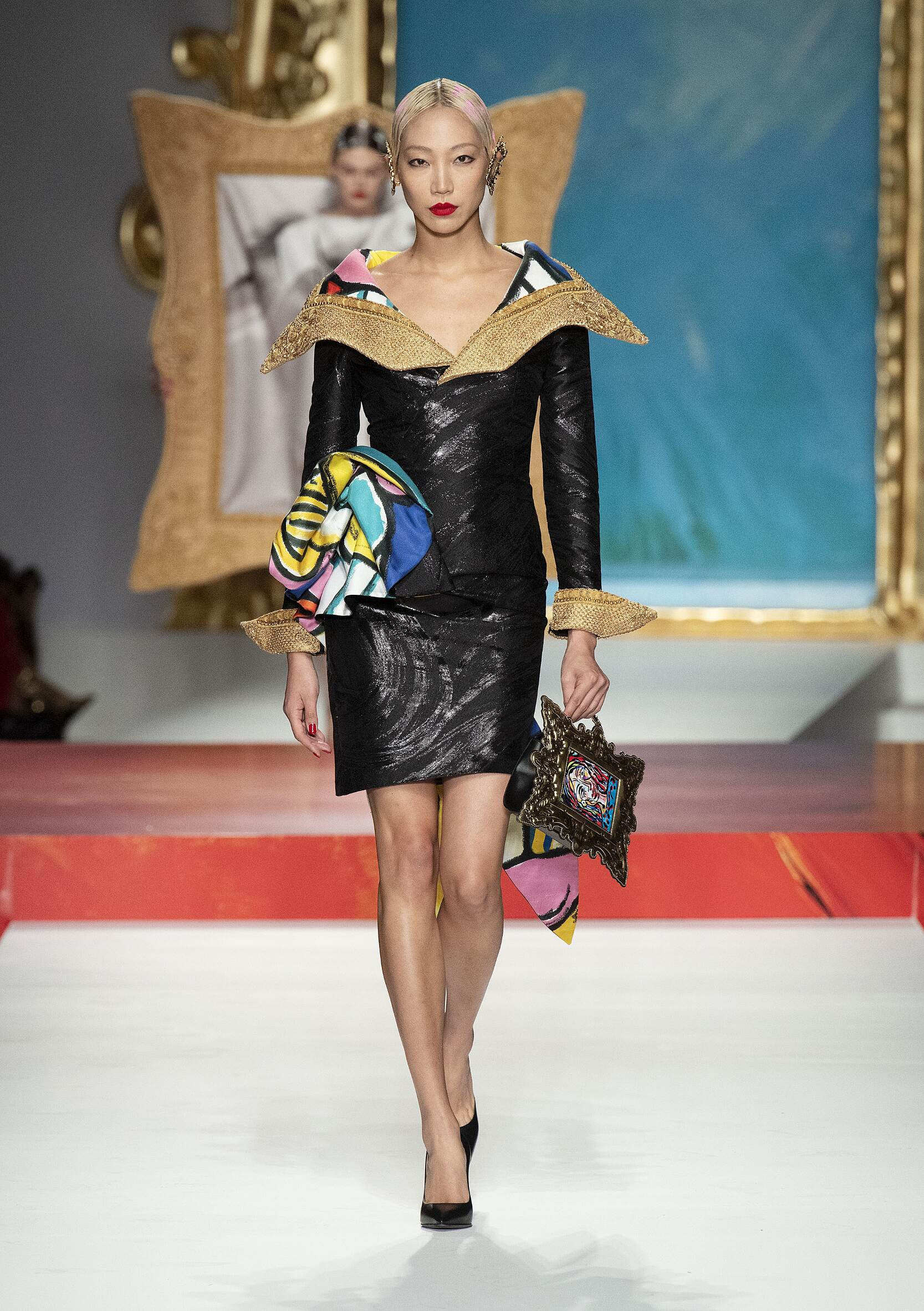 Womenswear Summer Moschino 2020