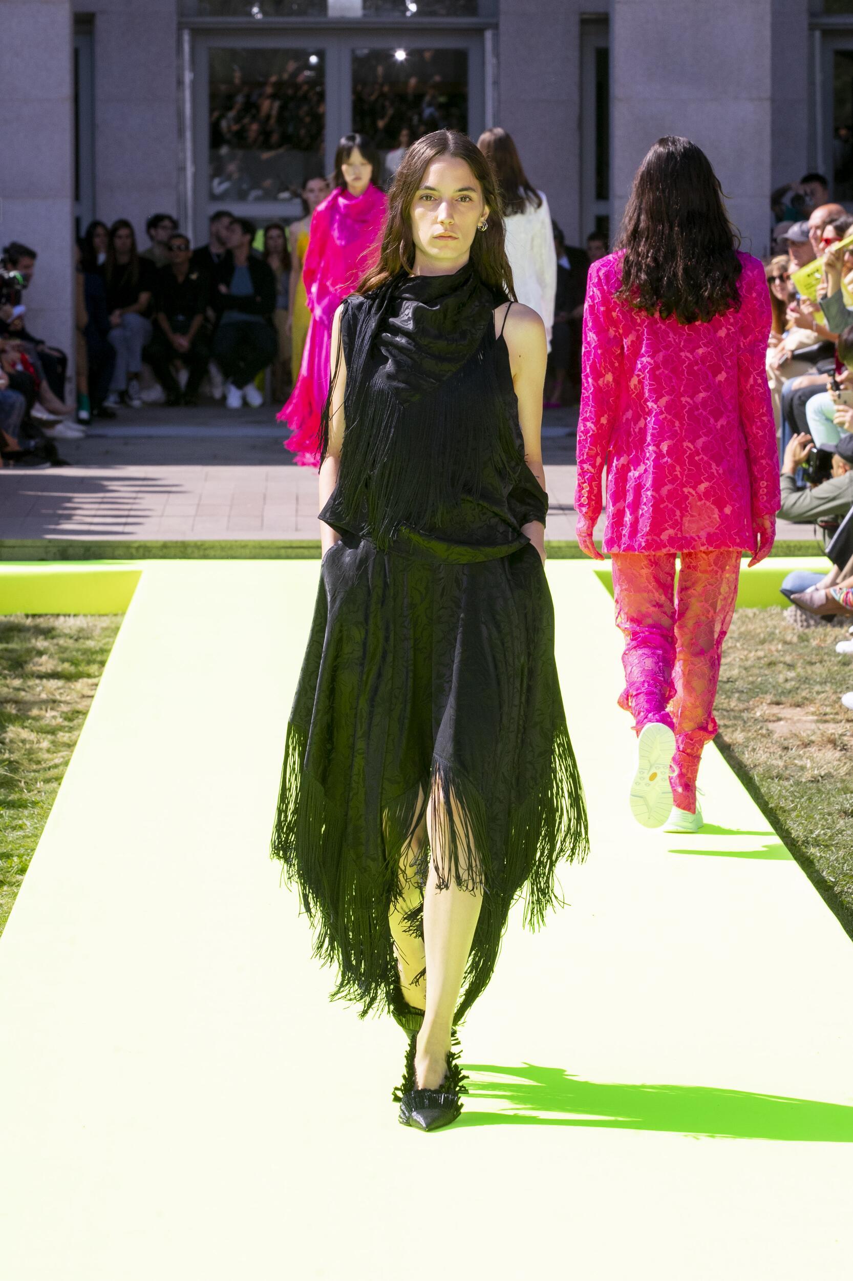 Womenswear Summer Msgm 2020