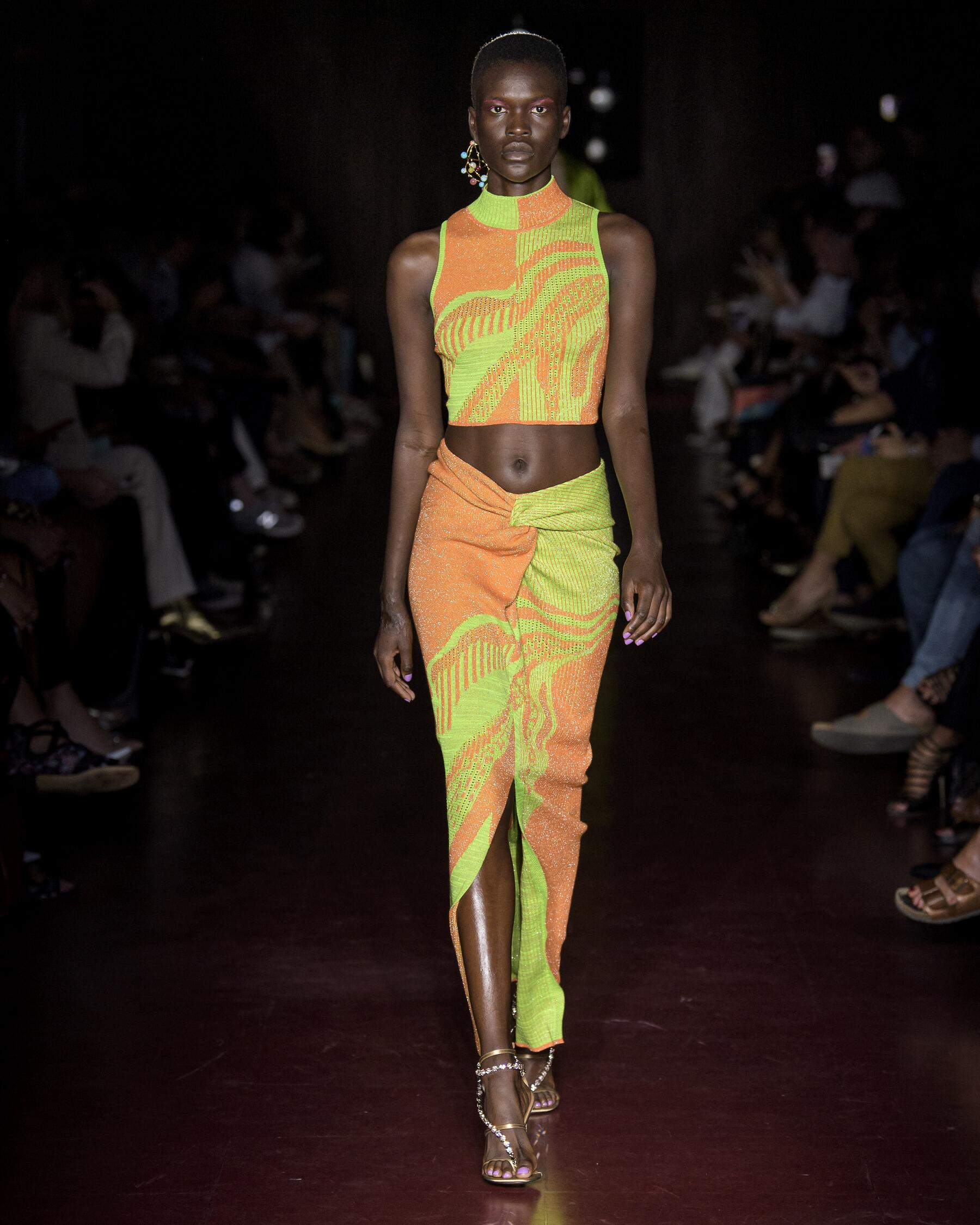 Womenswear Summer Peter Pilotto 2020
